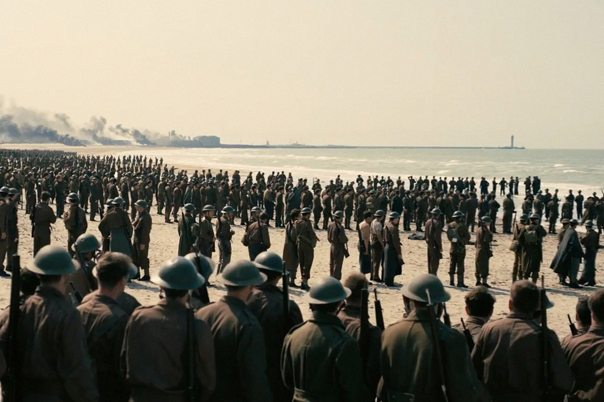 Dunkirk  (2017)  -  courtesy of Warner Bros.
