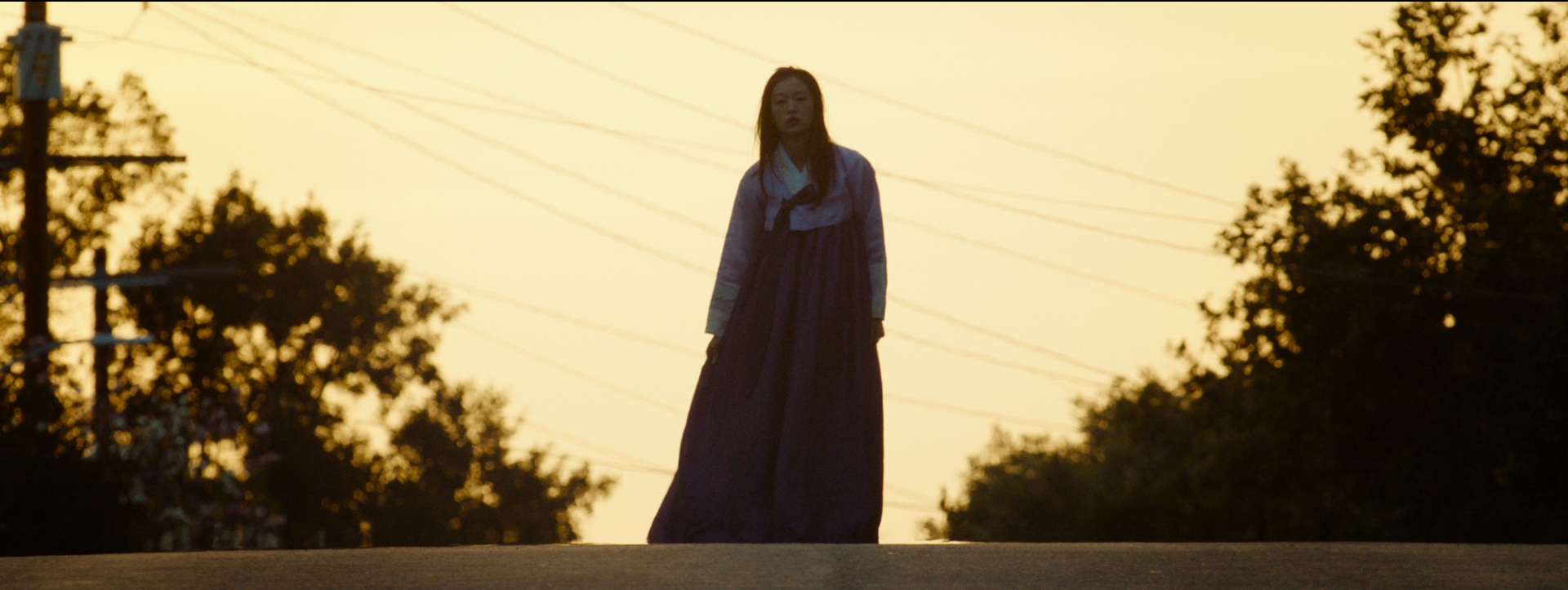 Ms. Purple  production still feat. Tiffany Chu as Kaisie - Courtesy of the Artist