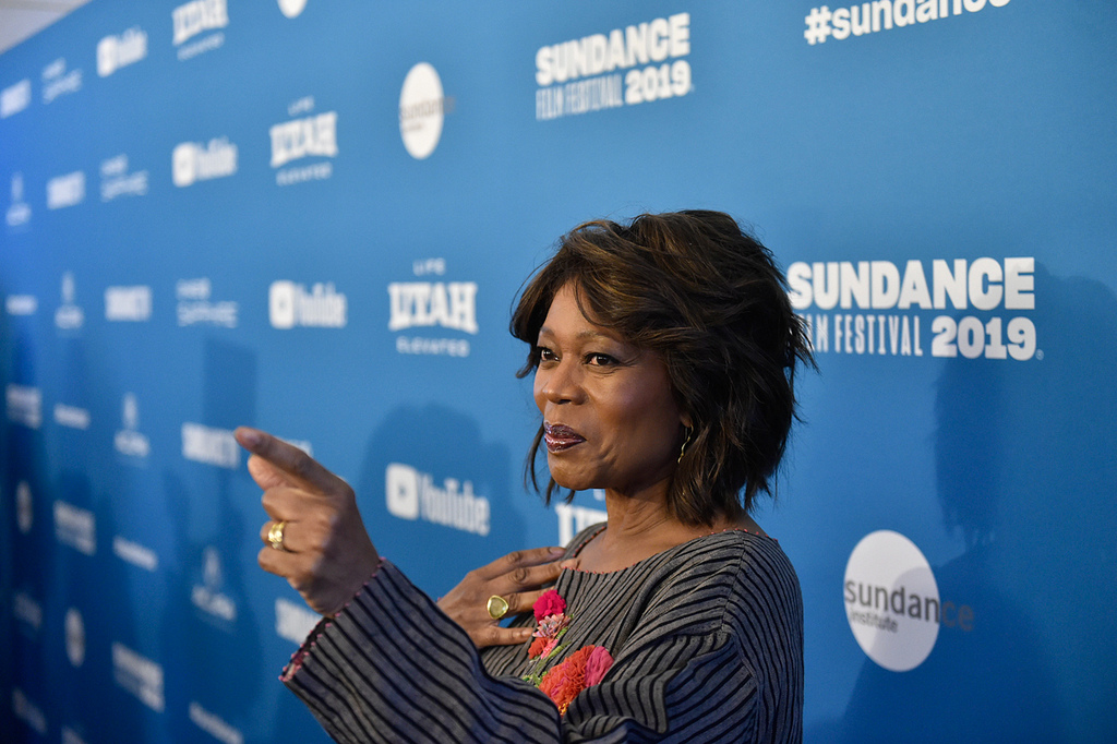 Actor Alfre Woodard attends the World Premiere of  Clemency  by Chinonye Chukwu, an official selection of the US Dramatic Competition at the 2019 Sundance Film Festival. © 2019 Sundance Institute | photo by Stephen Speckman.