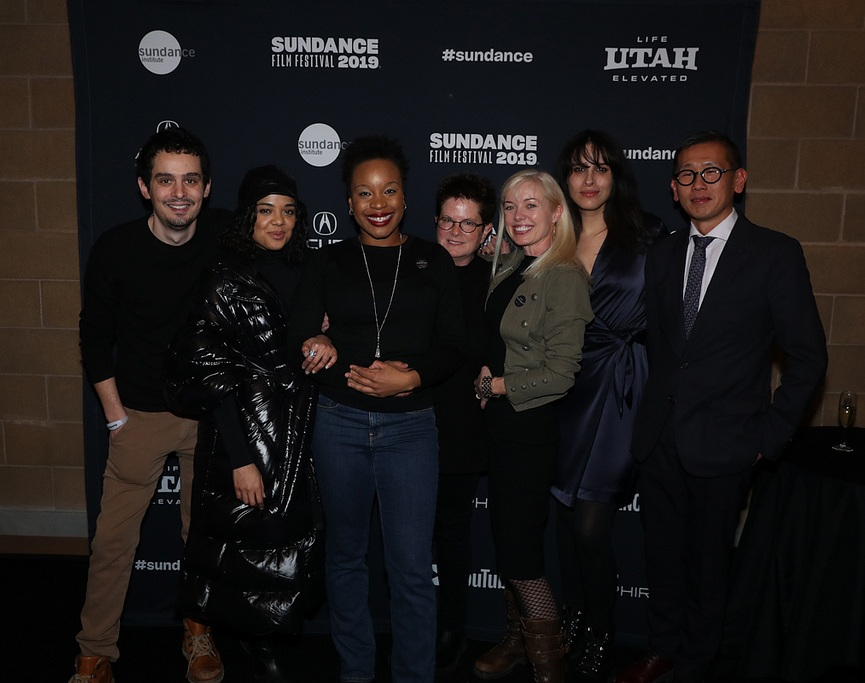 Director Chinonye Chukwu wins the US Grand Jury Prize: Dramatic for  Clemency  (2019) by Chinonye Chukwu at the 2019 Sundance Film Festival. © 2019 Sundance Institute | photo by Jemal Countess.
