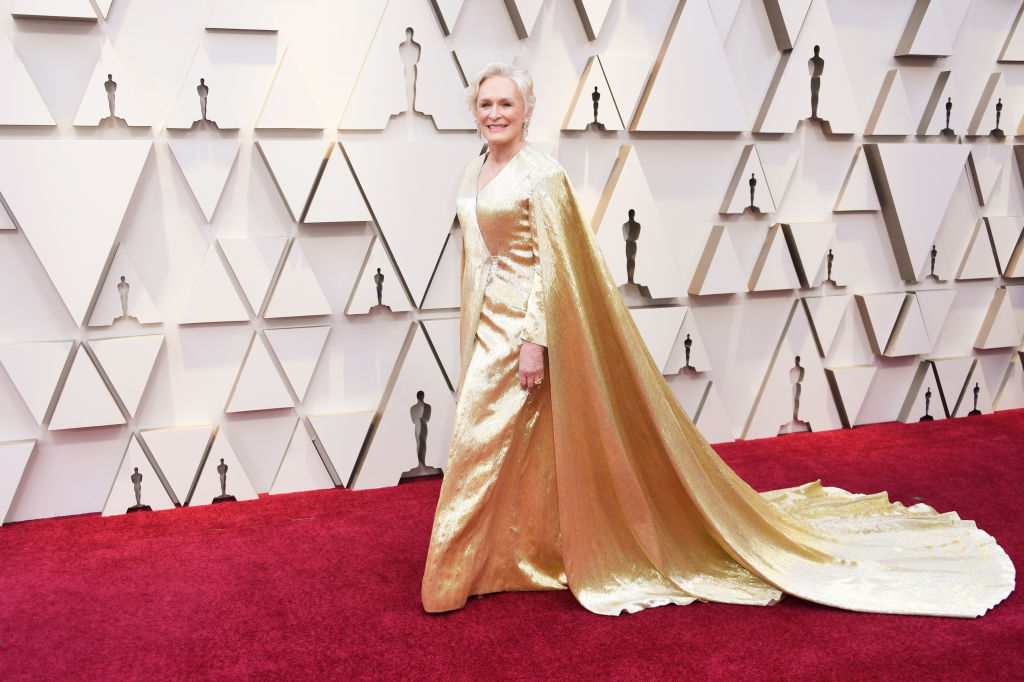 Glenn Close Best Actress Nominee at the 91st Academy Awards - Photo by Frazer Harrison/Getty Images Entertainment / Getty Images