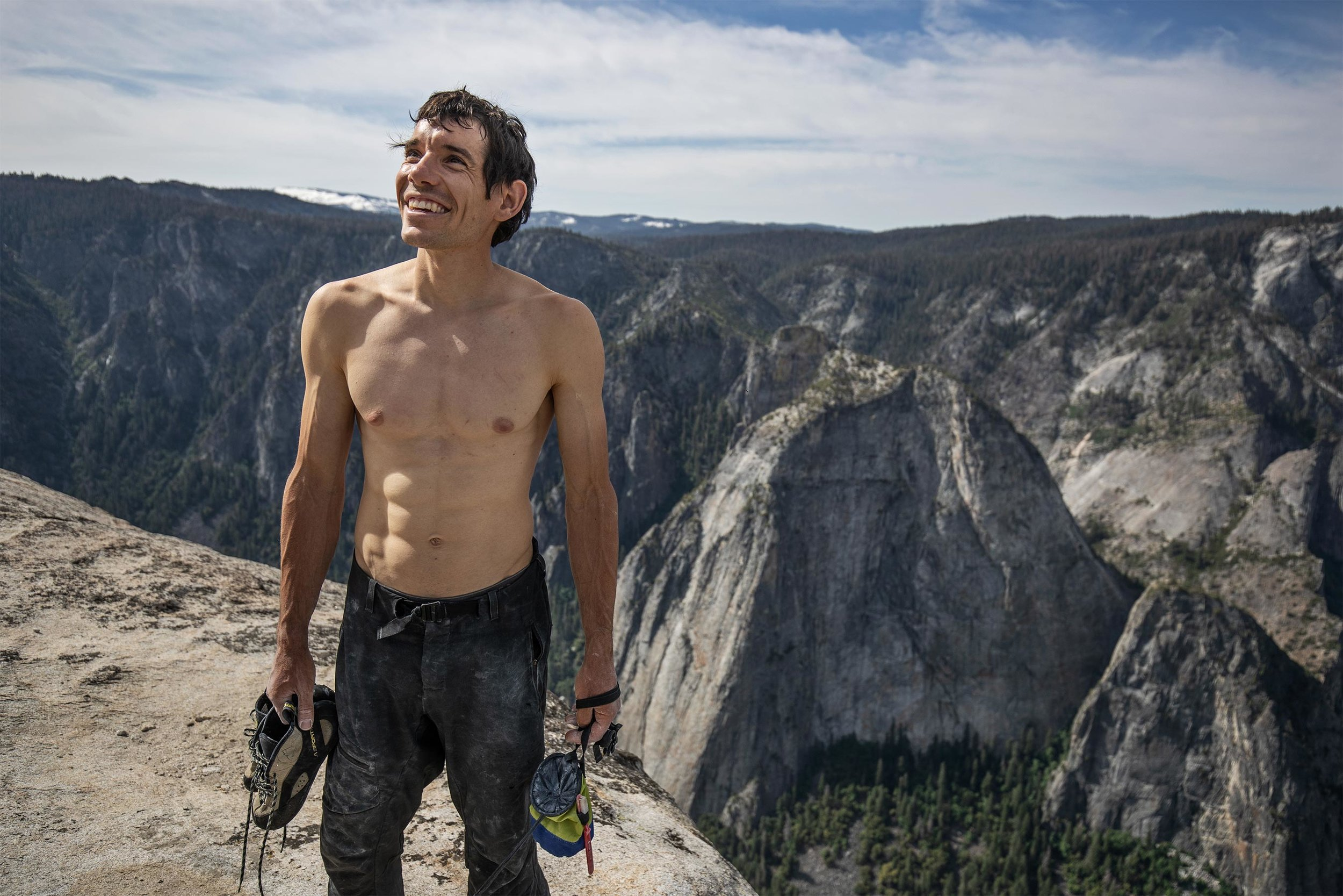 Free Solo  (2018) - Jimmy Chin/National Geographic