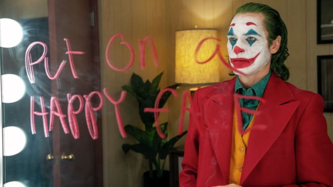 Joker  (2019) feat. Joaquin Phoenix as 'Joker' © Warner Bros. Entertainment 2019