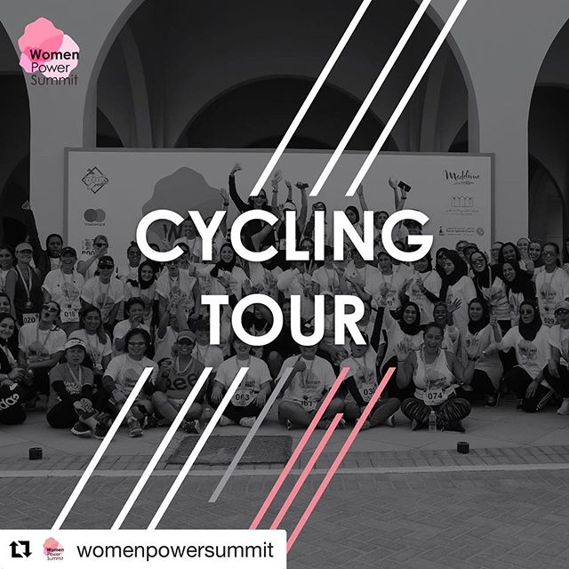 Get ready! #Repost @womenpowersummit with @get_repost ・・・ The largest women cycling tour will be held in September in collaboration with @cyclingbees!  #obaiandhill #empowerment #womenempowerment #WPS2019 #Womensummit #Womenpowersummit #empoweredbirthproject