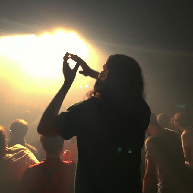 Thanks #sheffielddocfest - great send off last night! 🎉 🎶 #documentaryfilmmakersdancing #sheffielddocfest