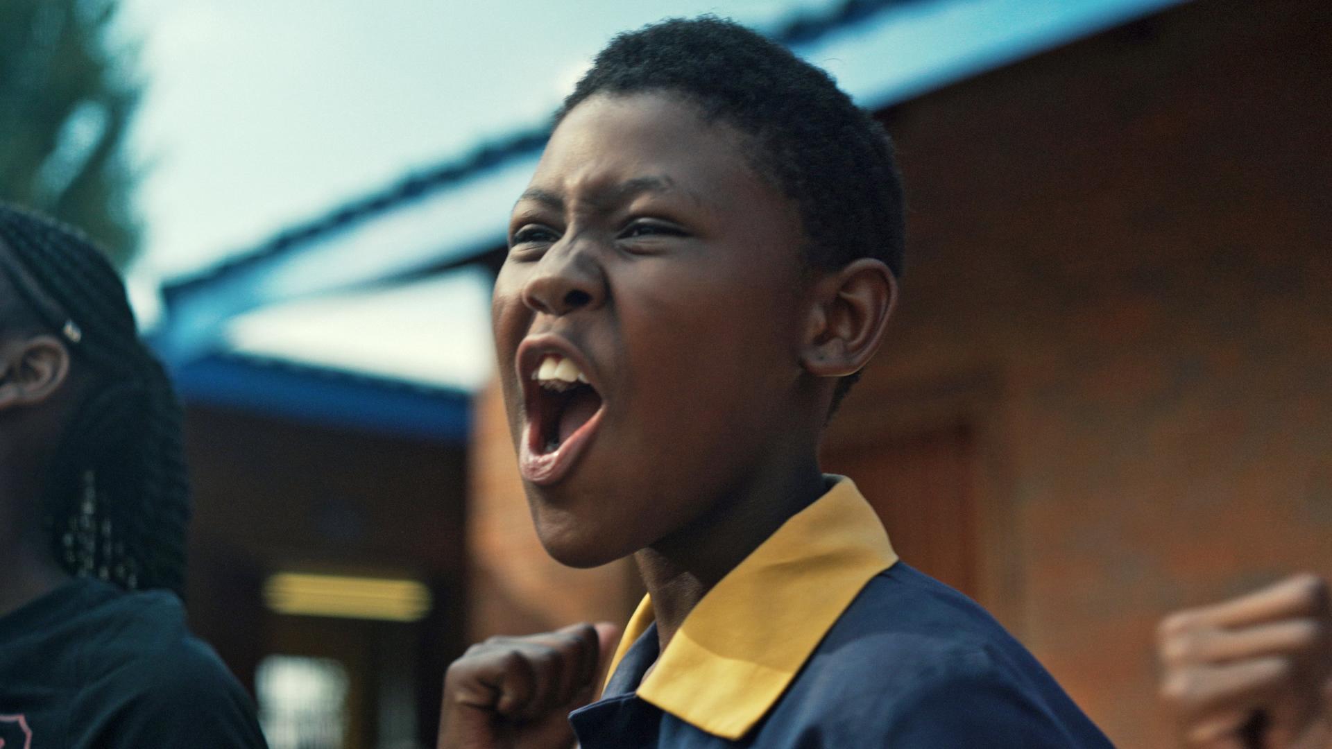 Nike: Gurls Talk - Mbali    View
