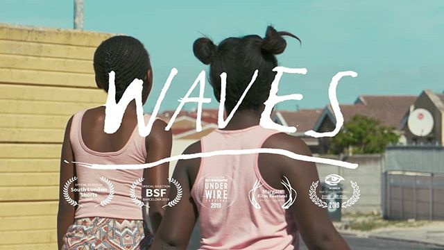 Waves - our new documentary filmed in Lavender Hill, Cape Town, looks at the effects of the growing gender based violence and femicide on three young girls.  #documentary #lavenderhill #genderbasedviolence #femicide #southafrica #aminext