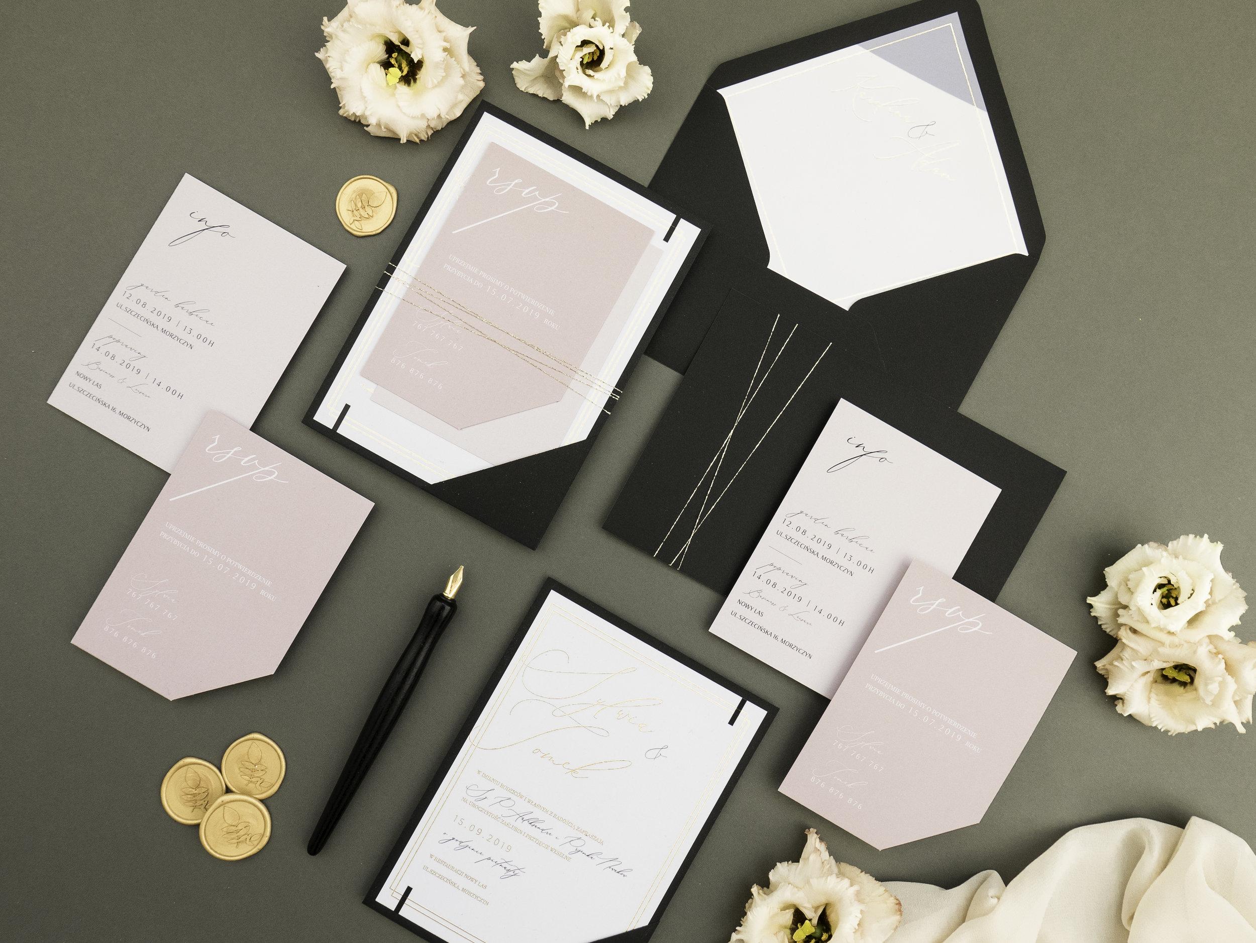 nowoczesne-zaproszenia-slubne_nietypowe_zlocone_eleganckie_zlota-folia_w-folderze_co-nieco-papieru1.JPG