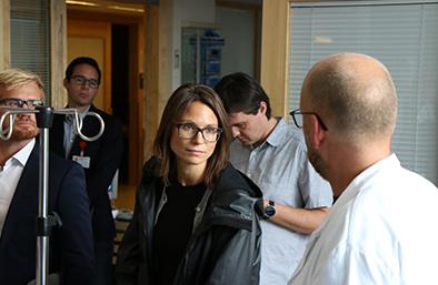 State Secretary Maria Jahrmann Bjerke