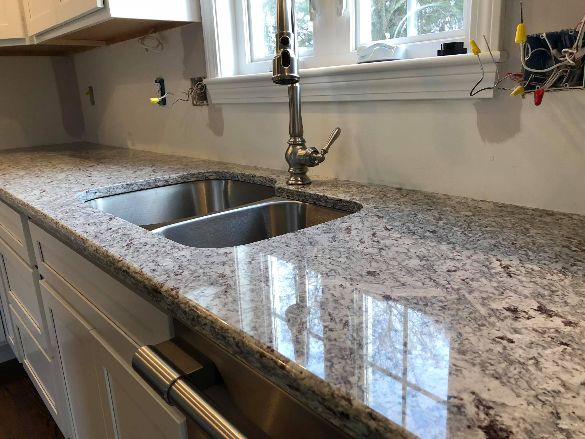 Ceramic Coatings on Kitchen Counter tops