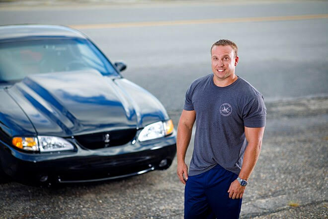 Nick Rolocut, Owner - Northern CT Professional Detailing