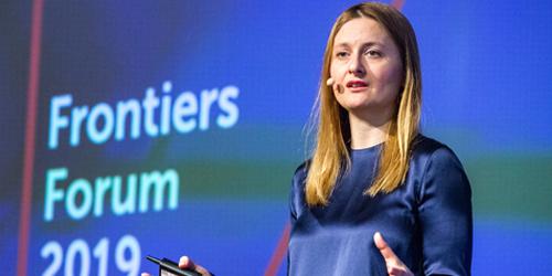 Kamila Markram  Frontiers
