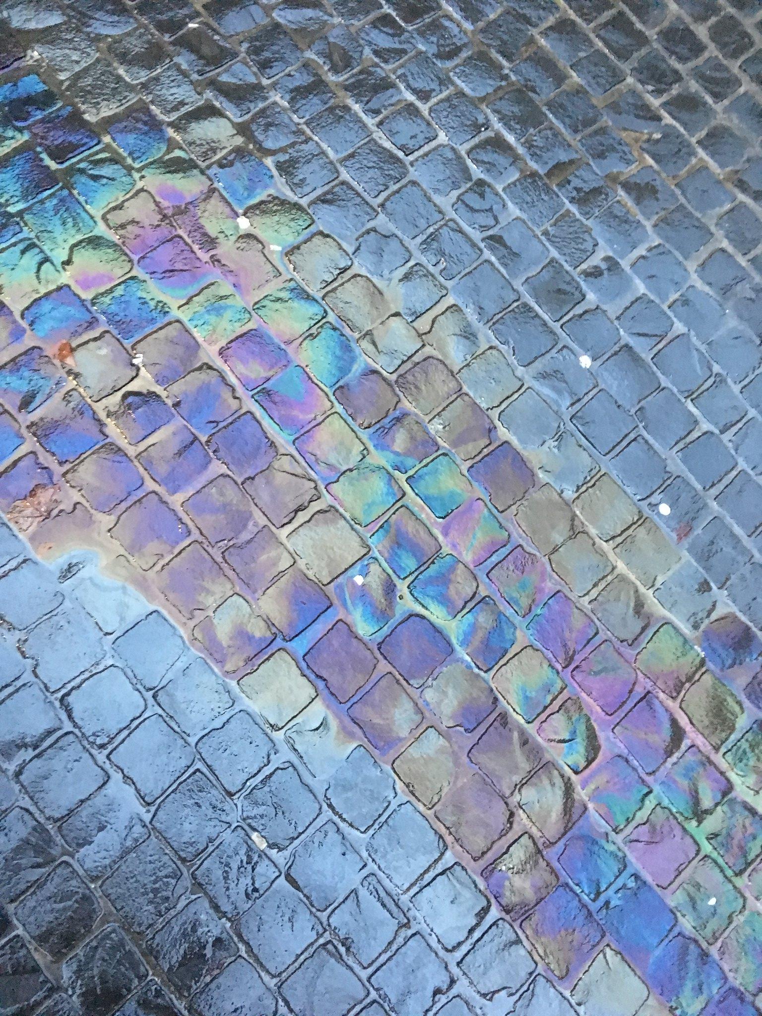oil rainbow
