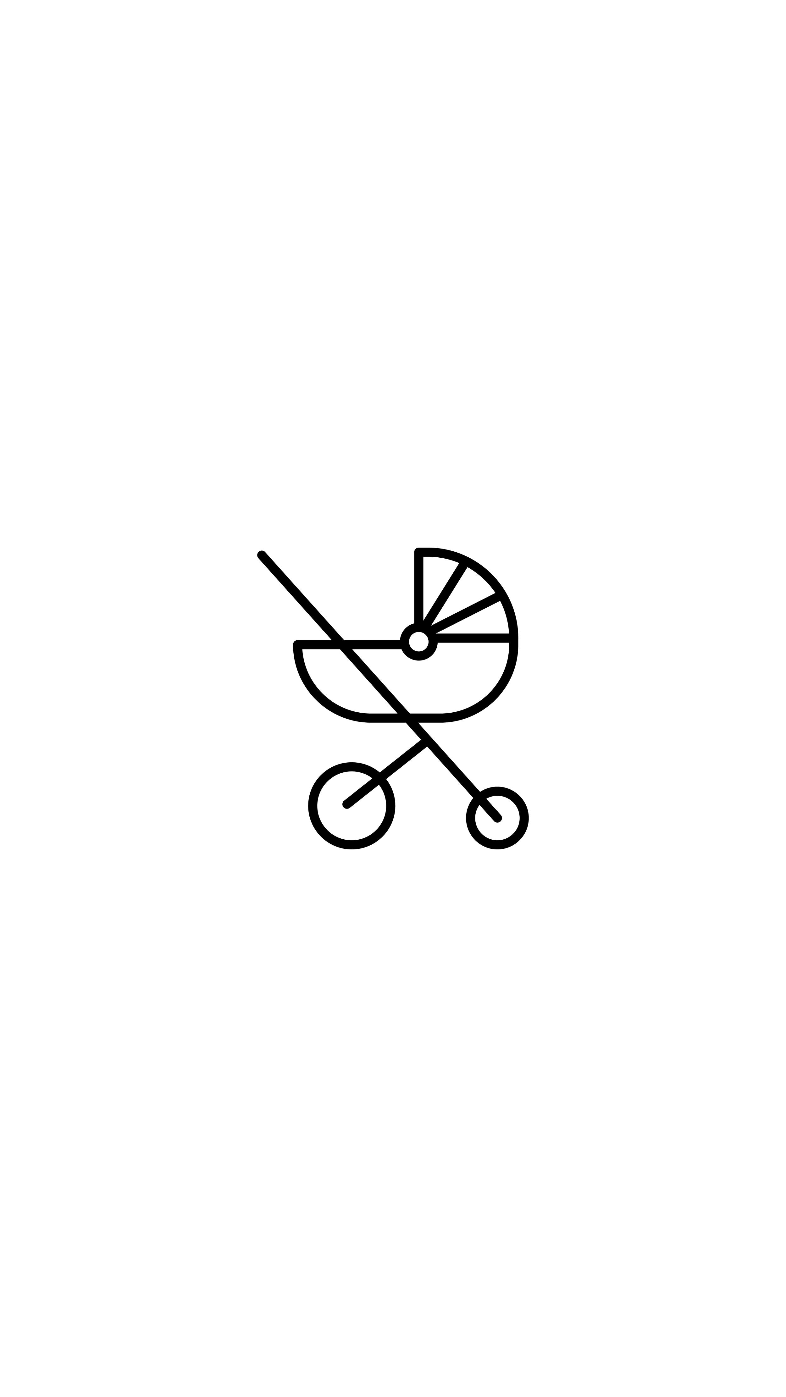 Baby, Stroller, Mom