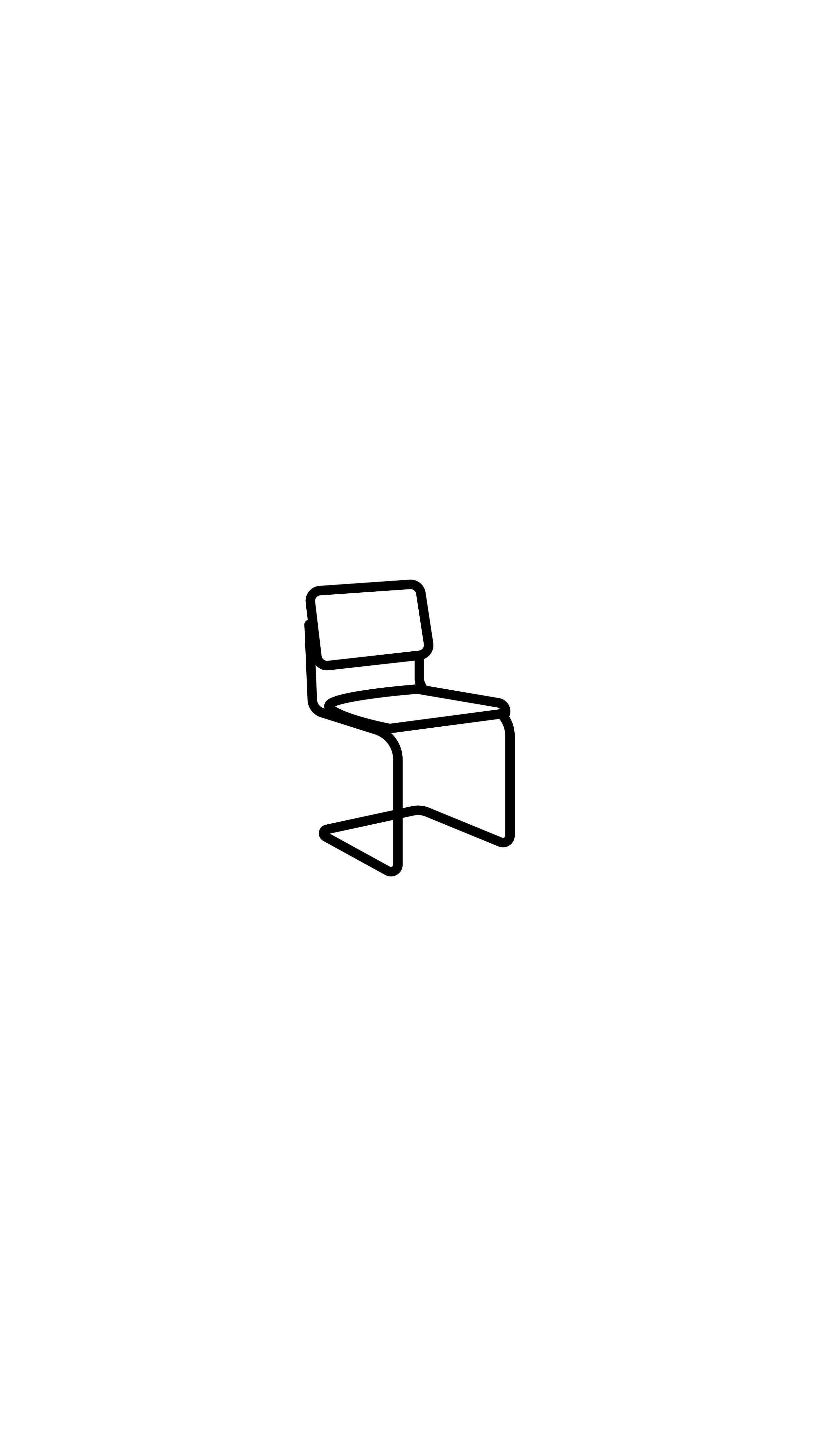 Cesca Chair, Thrift, Dining Chair