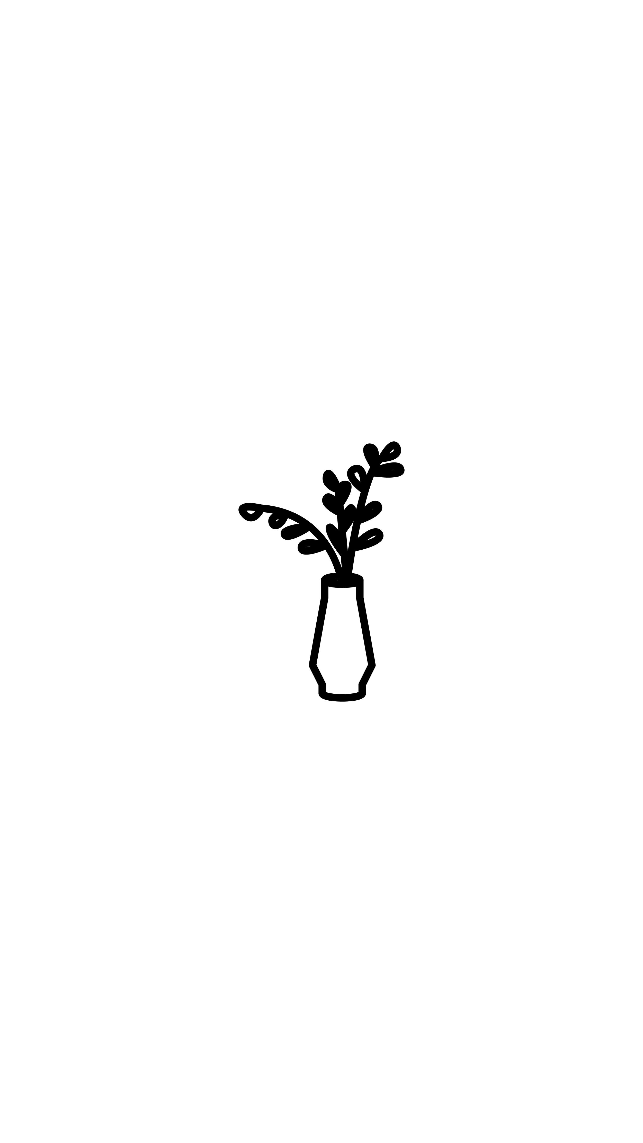 Vase, Floral, Home Decor