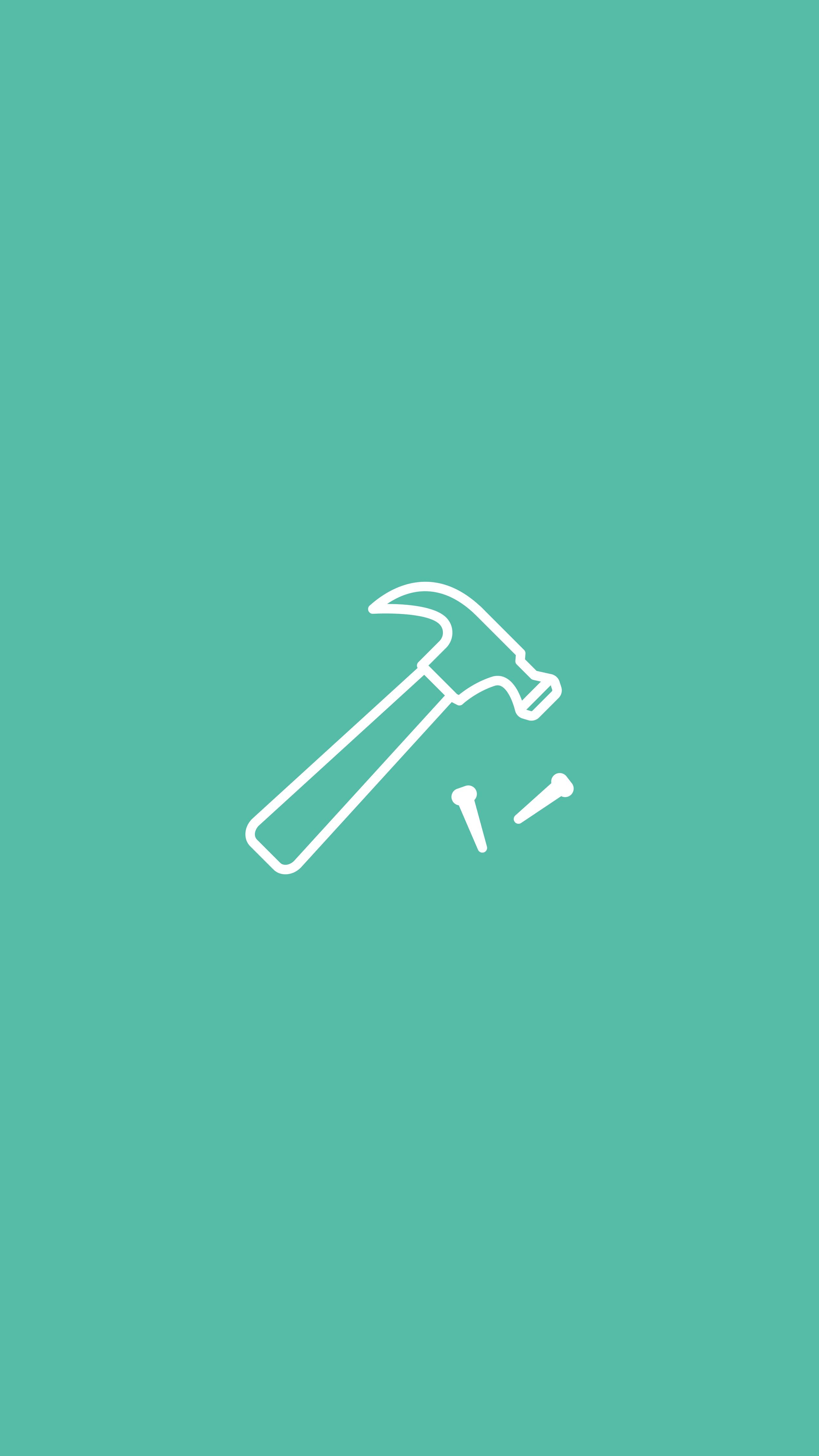 Hammer, Nails, DIY