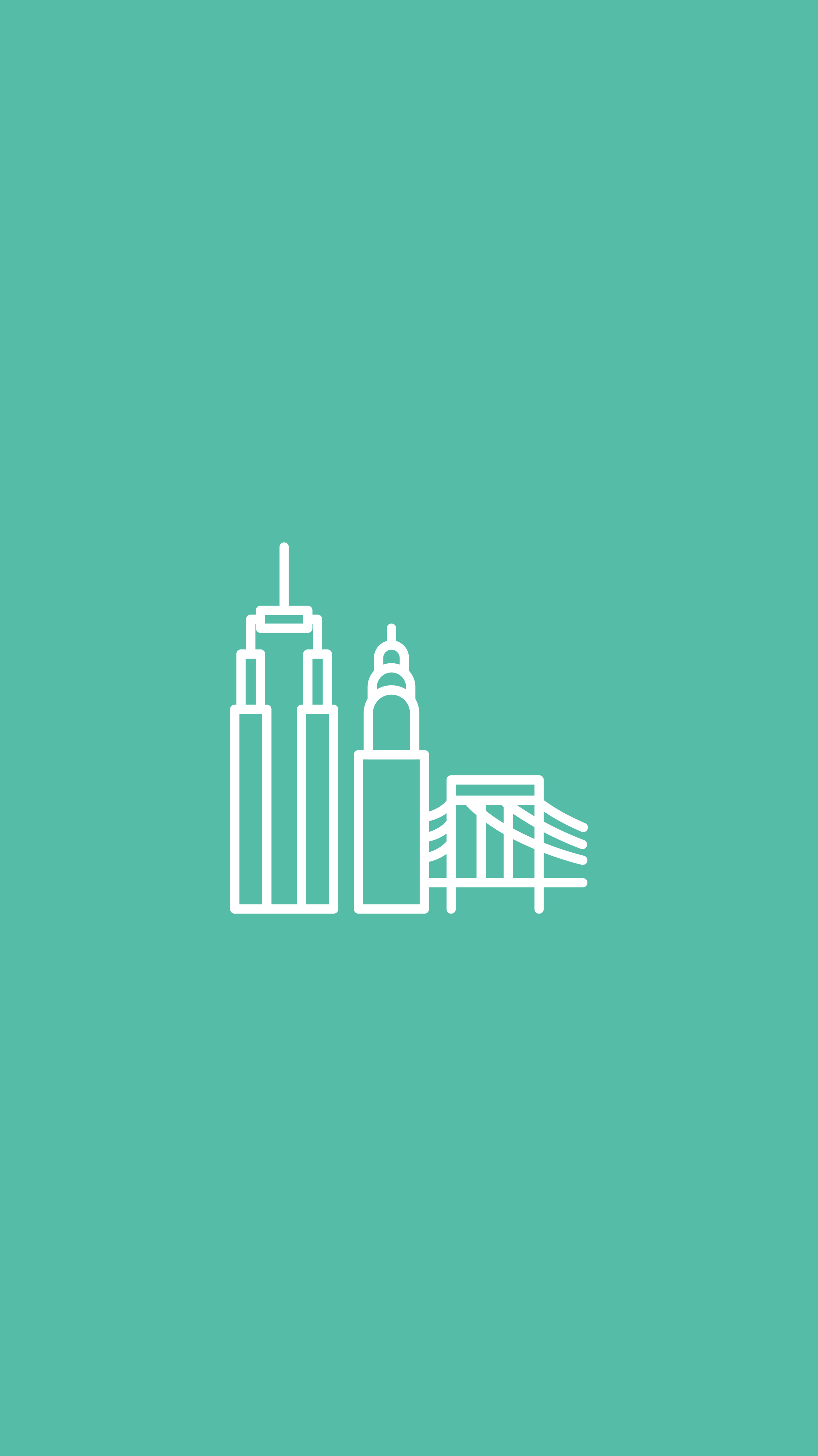 New York City, Skyline, City