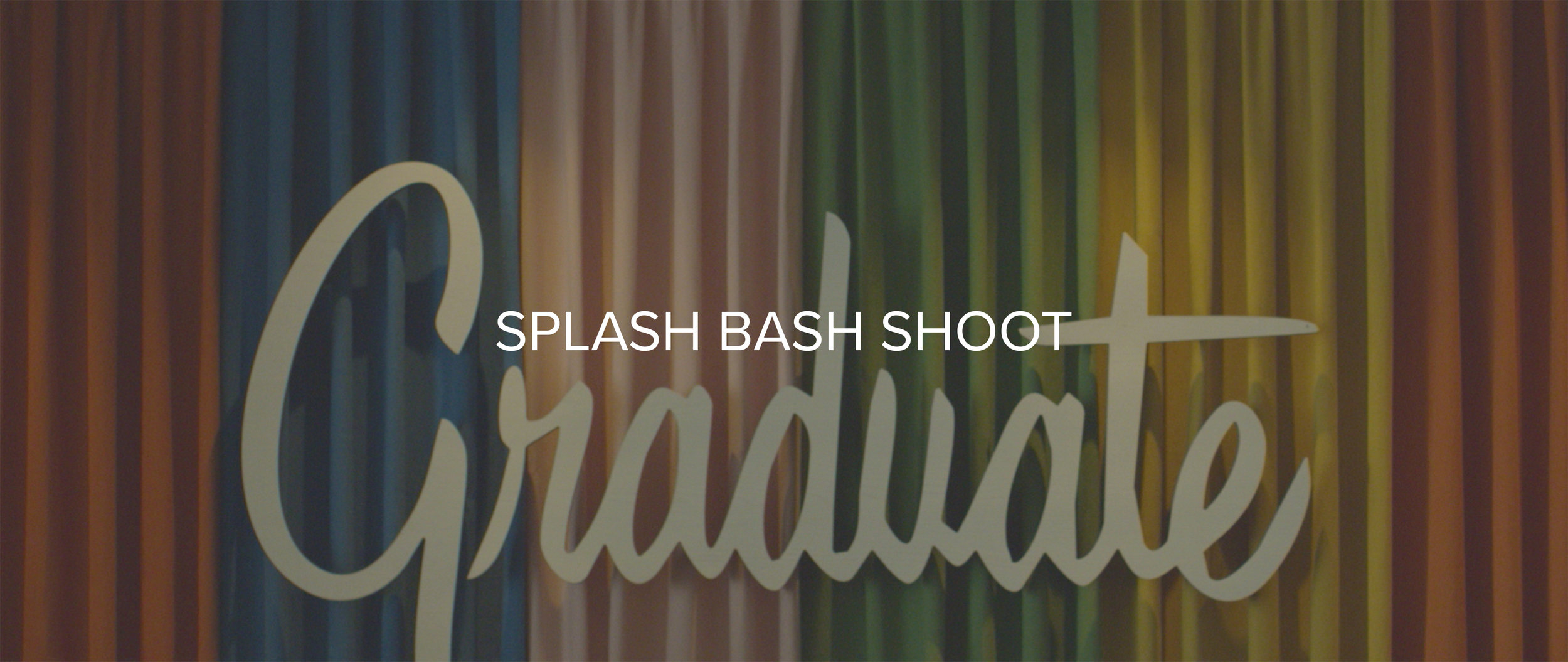 Splash Bash Shoot