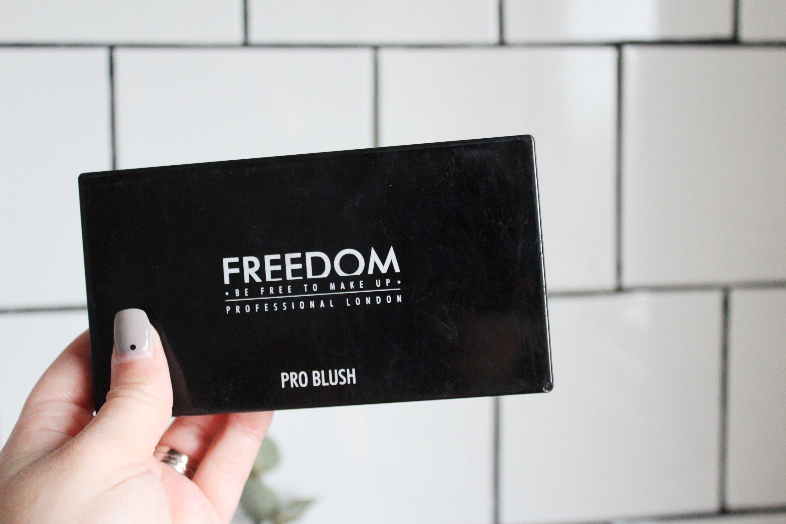FREEDOM Pro Blush, Superdrug £5