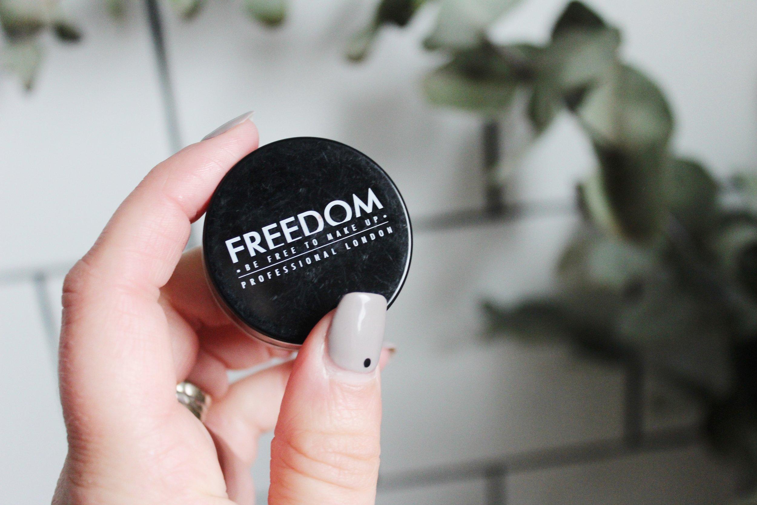 FREEDOM Brow Pomade, Superdrug £5