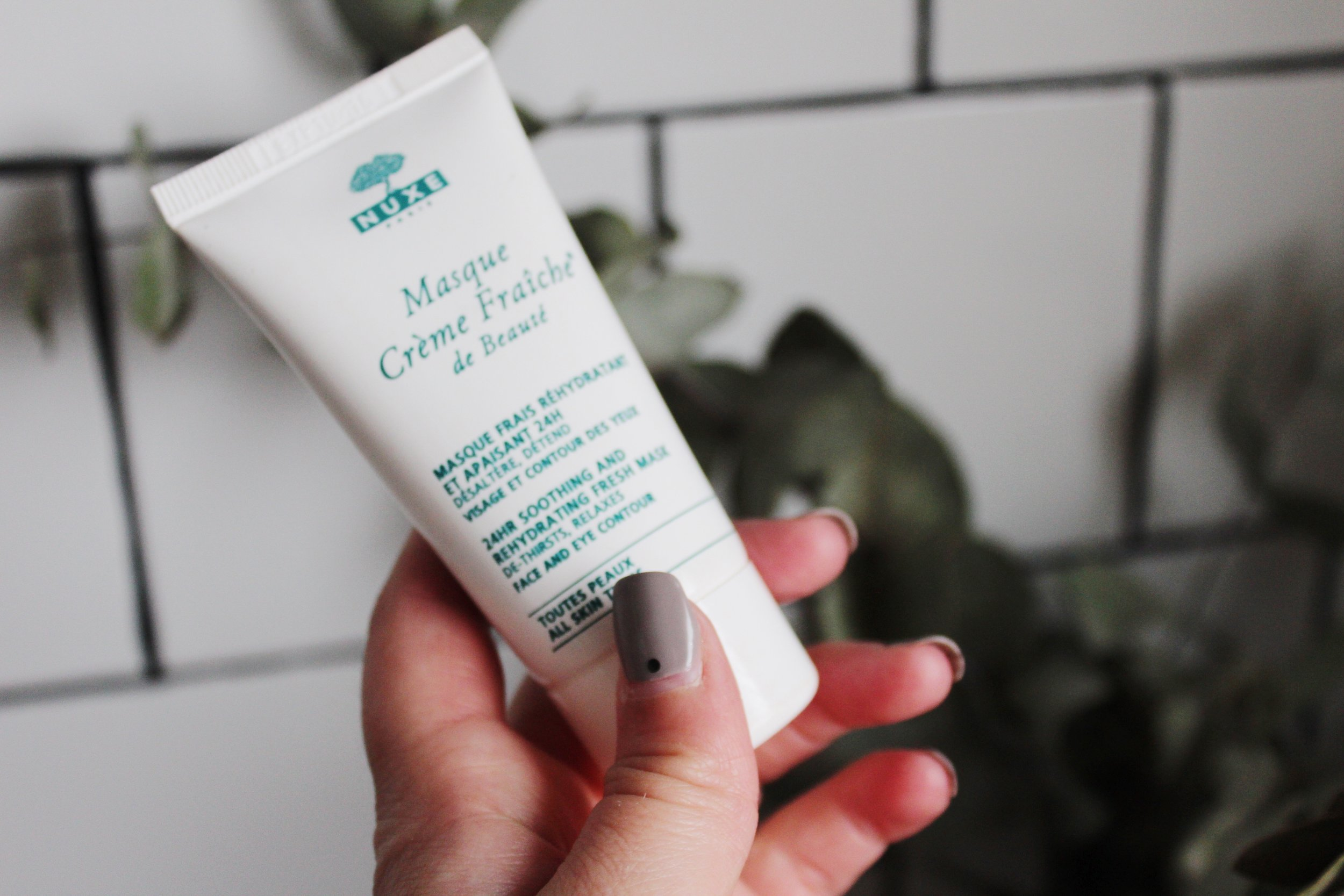 NUXE Masque Creme Fraiche, Feel Unique, £12