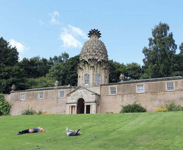 The Pineapple, National Trust Site, Airth