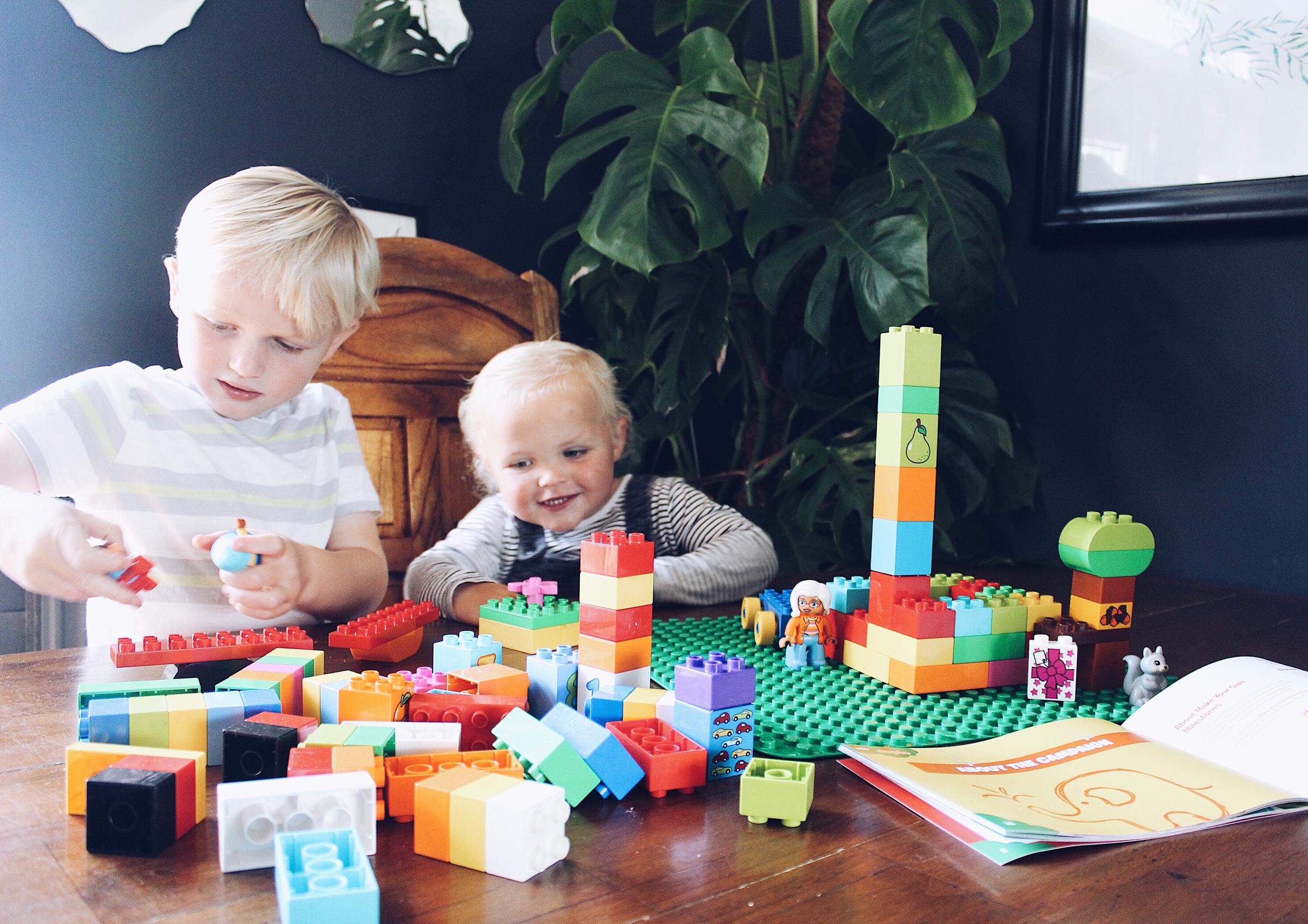 Lego DUPLO campaign