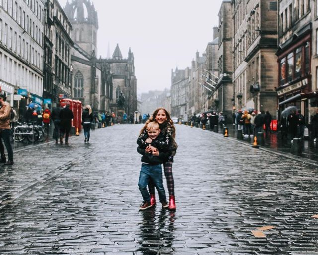 I've written a new blog post about our day in Edinburgh 📍 it includes all the best bits about @myscotrail 'Kids for a Quid' and mini review of @camobscura1 and @civerinos . . When I asked a few weeks ago where your top Edinburgh spots were there was some clear favourites ~ Mary's Milk Bar (we didn't make it this time 😫) lots of you said you just loved to take a stroll through Edinburgh, clear to see why! Although we always seem to be there when it's wet 🤷🏻‍♀️ . . Hope you've all had a good Monday ❤️
