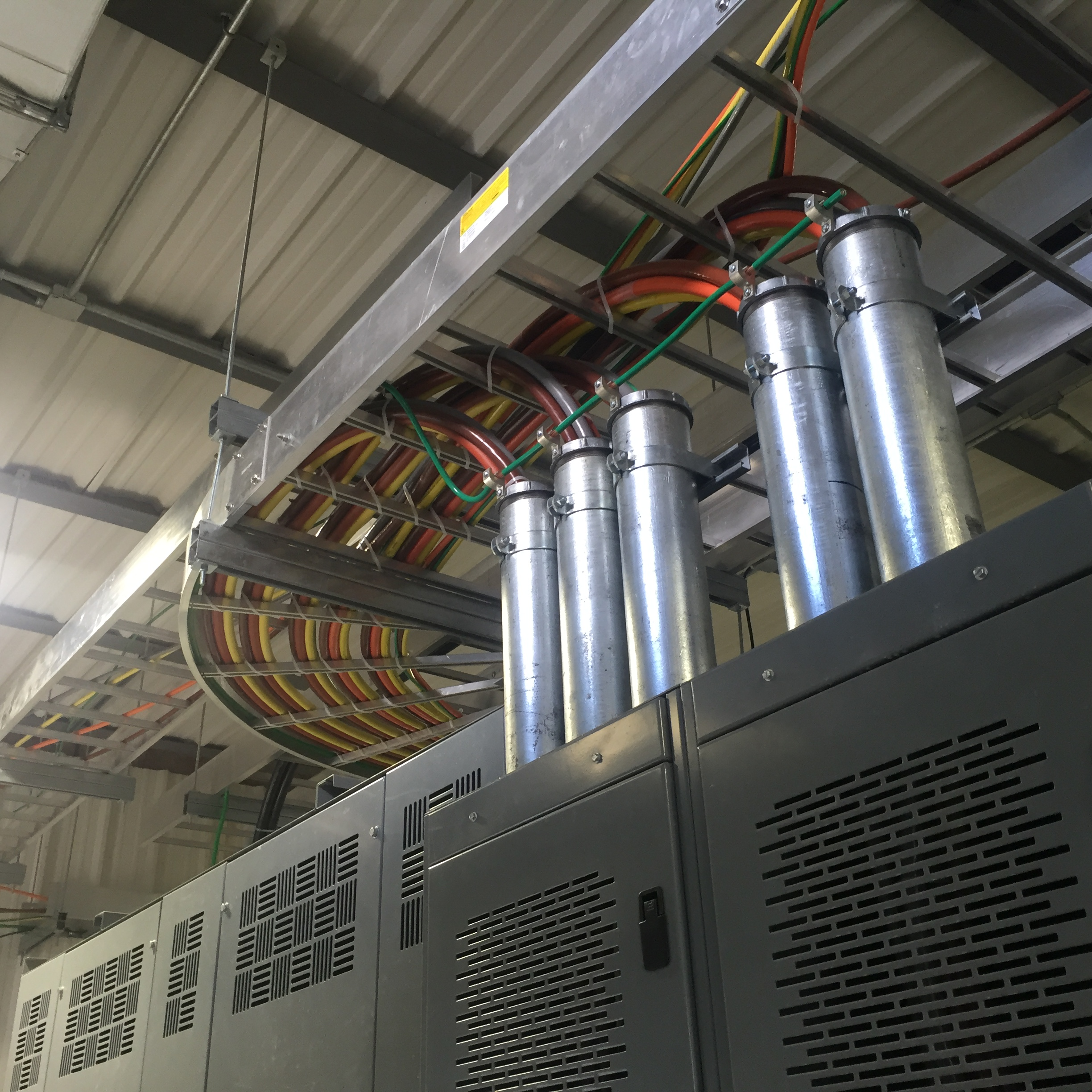 Industrial Electrical Solutions - Our industrial electrical team has extensive knowledge and expertise to successfully complete large, complex industrial electrical installations for a variety of applications.