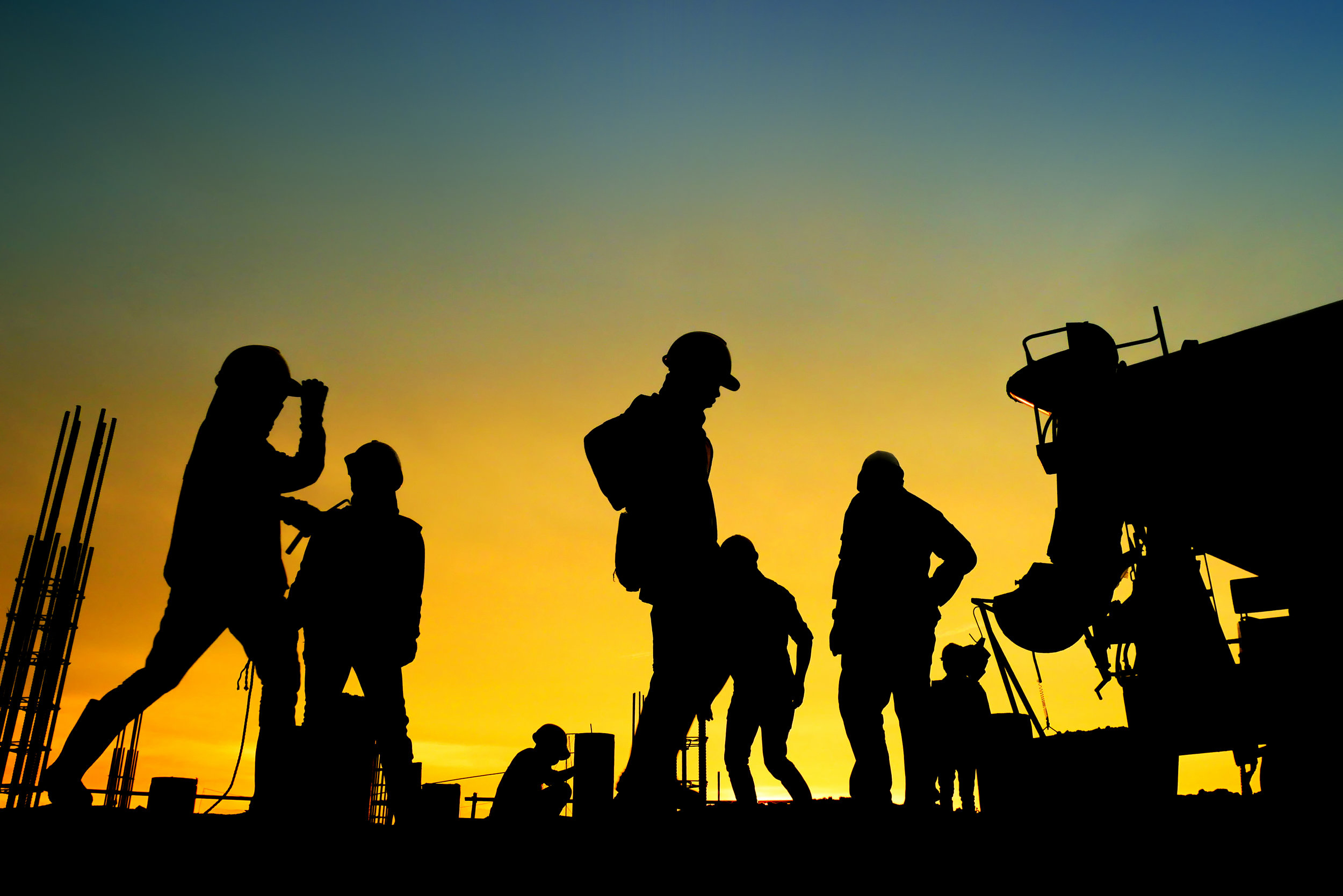 Construction Workers at Sunset.jpg