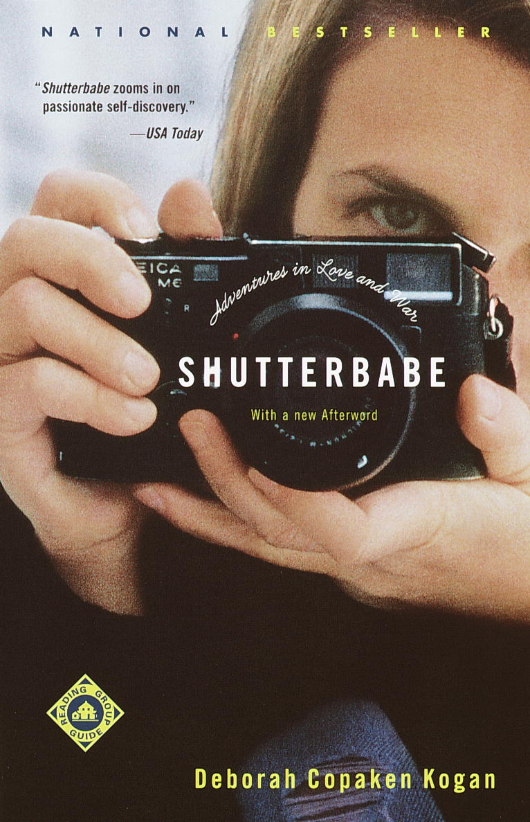 """- """"A sharp and heartfelt eyewitness guide to international conflicts, obscure social movements, injustices and half-forgotten uprisings of the 1980s and early '90s…Shutterbabe has all the makings of a spectacular memoir. Kogan has led a fascinating life (a half-life, really—she's only 34), lived it fully and with gusto, reflected on it with intelligence and humor, and written about it, sometimes humbly, always lucidly.""""—Chicago Tribune""""Flashy and exciting.""""—The New York Times""""Appealingly wry, copiously descriptive and often witty…Kogan brings her photographic gift—an eye for the well-chosen image—to her writing , and the effect can be unforgettable….Unlike so many memoirs, it is eloquent and well-observed, not only about the world: war, death, photojournalism and, of course, the worldwide battle between the sexes.""""—The Washington Post Book World"""