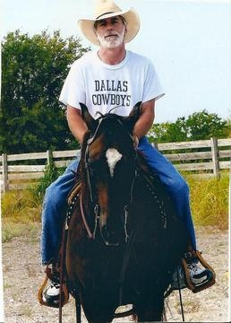 In Memory of Daniel Gunn2/5/59 - 6/6/07I HAVE ASKED MANY PEOPLE, WHAT DO YOU SEE IN THIS PICTURE?THE RESPONSES WERE:A MAN ON A HORSE,A COWBOY FAN, A MAN THAT IS SMILING, A COWBOY ON A HORSEWHAT NO ONE SAID THEY SAW, WAS A DISABLED PERSON. -