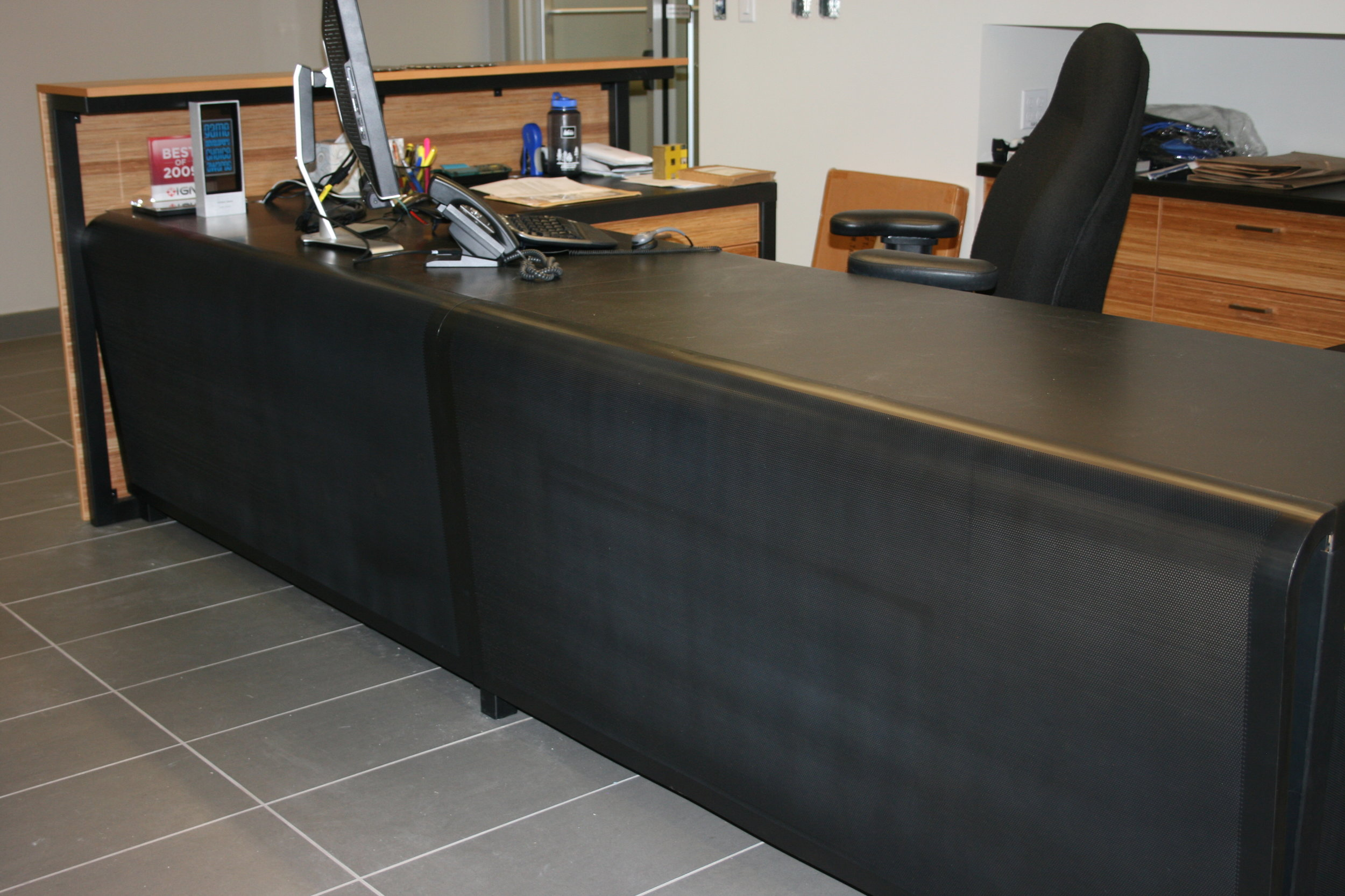 Blackened Steel Desk1.JPG