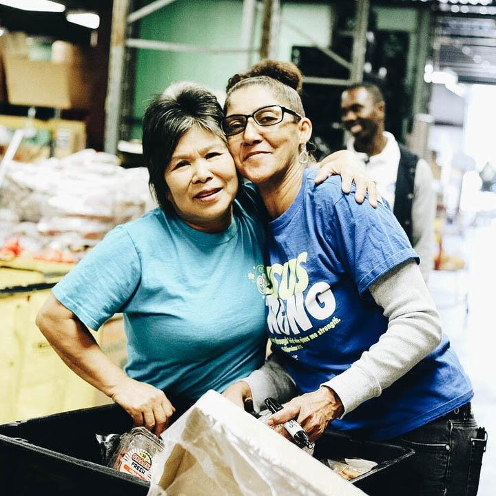 Volunteer opportunities in Tulsa