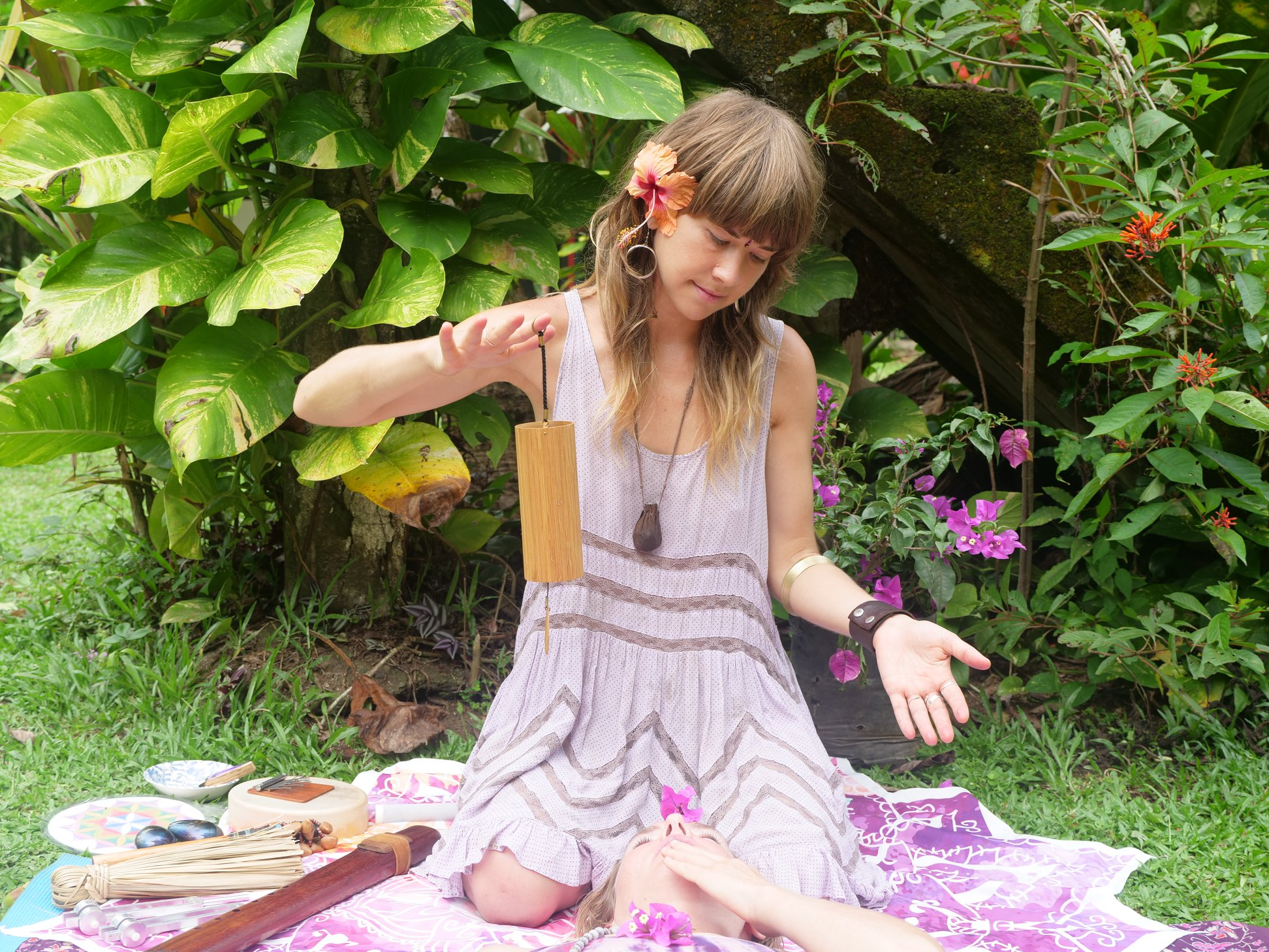 Astaria Light - Forest Fairy, Light Keeper, Singer, Sound Healer, Protector of this Earth. Founder of Light of Sound
