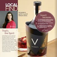 VINEA is now available at LCBO