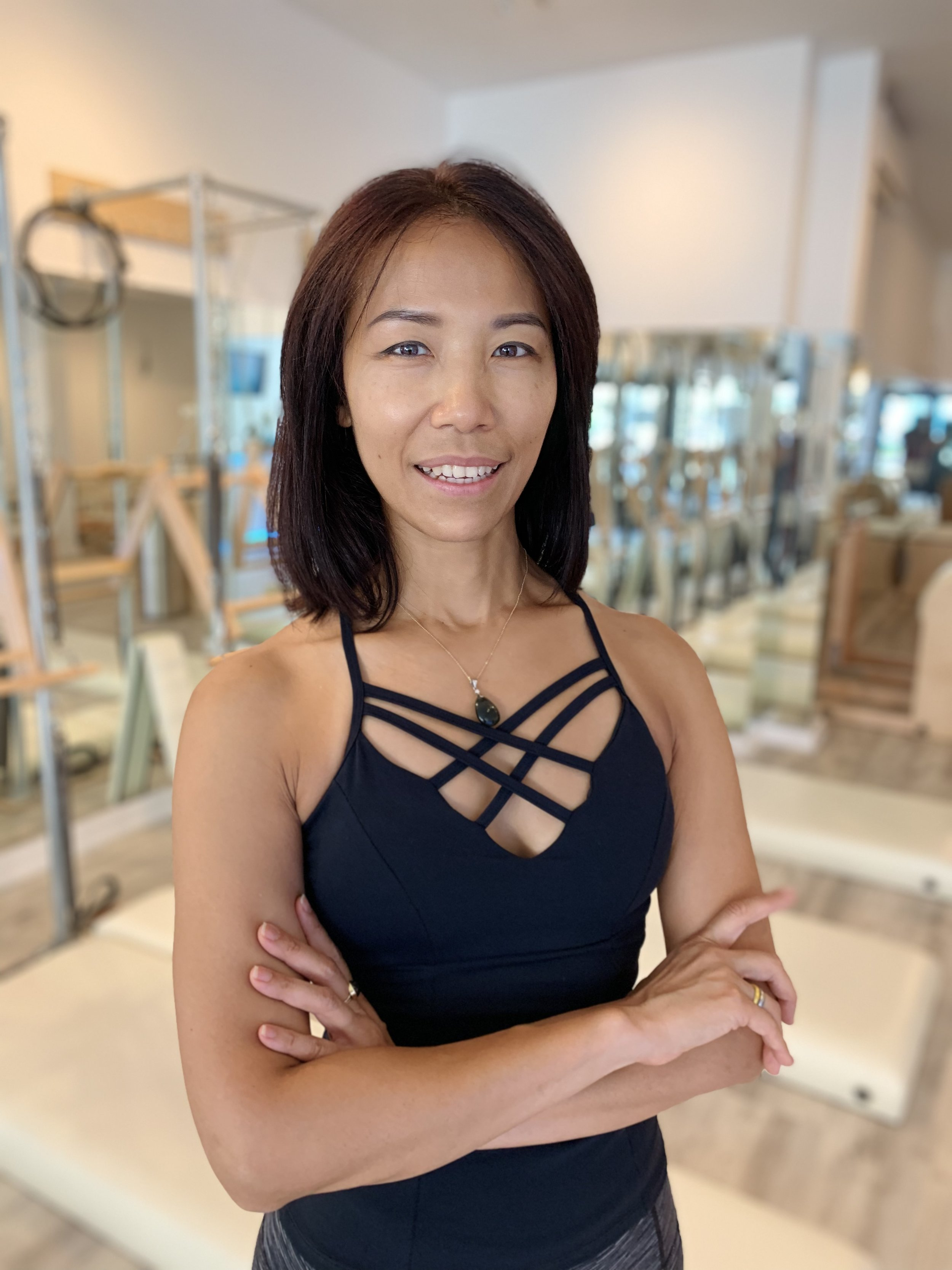 Jane   Jane was always curious to find ways to restore balance for herself and others. She has a passion for helping others heal and returning to a balanced life. She currently teaches Pilates and is a wellness coach.