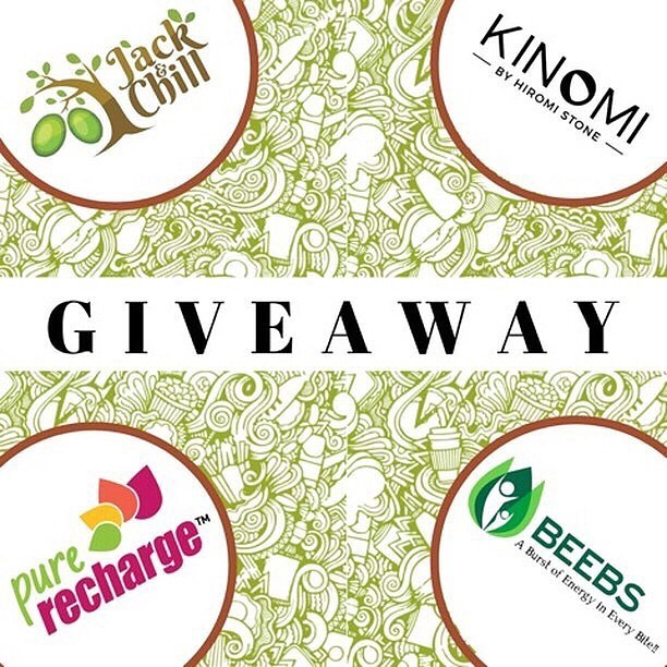 ⭐️ GIVEAWAY TIME! ⭐️   We've teamed up with our friends at @purerecharge @jacknchillfoods @beebs4all to create this massive giveaway!  Enter now for a chance to try some incredible brands…  To be in with a chance of winning simply:  YOU MUST:  - FOLLOW all 4 accounts: @jacknchillfoods @purerecharge  @kinominuts @beebs4all  ... Those who do not follow ALL 4 accounts will be disqualified.  - LIKE this post  - TAG 3 friends ...  The WINNER of the giveaway will receive:  Jack & Chill:- 2x Jackfruit burgers 2x Jackfruit Biryani  2x Pulled Jackfruit  Pure Recharge:- Medium pack of 8 Smoothie mixes.  Kinomi: 4 tubes each, 3 flavours cashews, almonds, barus  Beebs:- 2 boxes - Tropical Mango beebs 2 boxes - Lemon and Matcha beebs 2 boxes - Pink Himalayan beebs   *Giveaway end date is Friday night (5th July) at 23:00 GMT. A winner will be selected at random and announced the following week*    *DISCLAIMER Instagram is in no way affiliated with this giveaway. Prizes cannot be exchanged for cash. This giveaway is limited to the UK only.*   #jackandchill #giveaway#competition#meatfreemonday#trysomethingnew #Jackfruit #vegan#vegetarian #plantbased #meals#plantbased #vgang #healthy#plantbaseddiet #healthyeats#healthyliving #healthylifestyle#instafood #pulledjackfruit #burgers#biryani #vegannoms