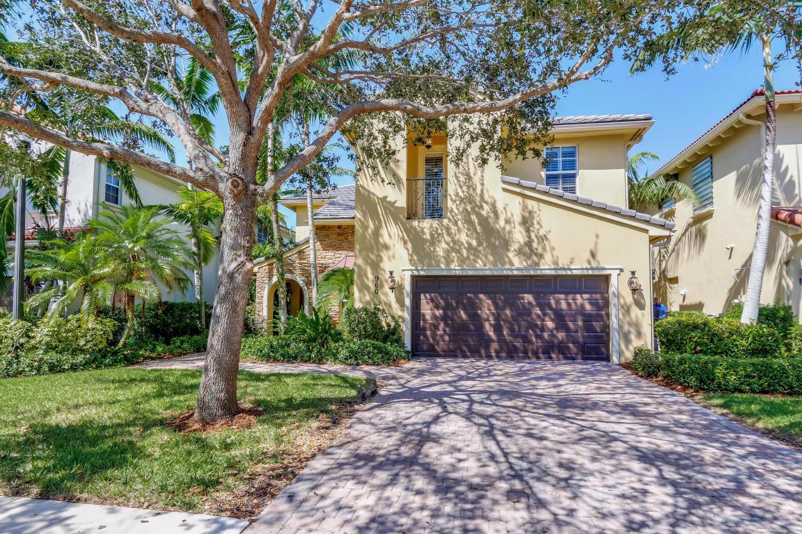 $687,500 - 960 Mill Creek DrivePalm Beach Gardens, FL 33410