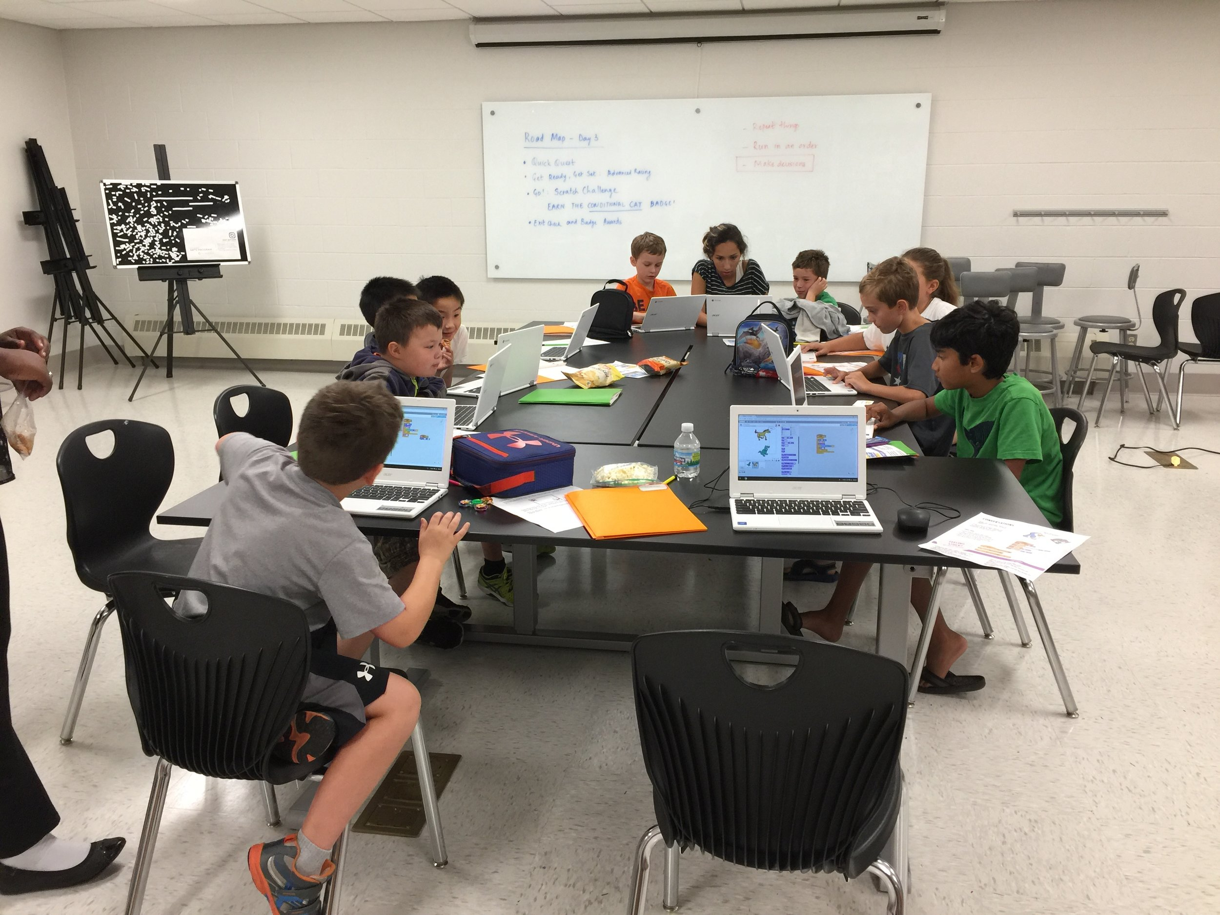 Summer Camp at Hinsdale Community House
