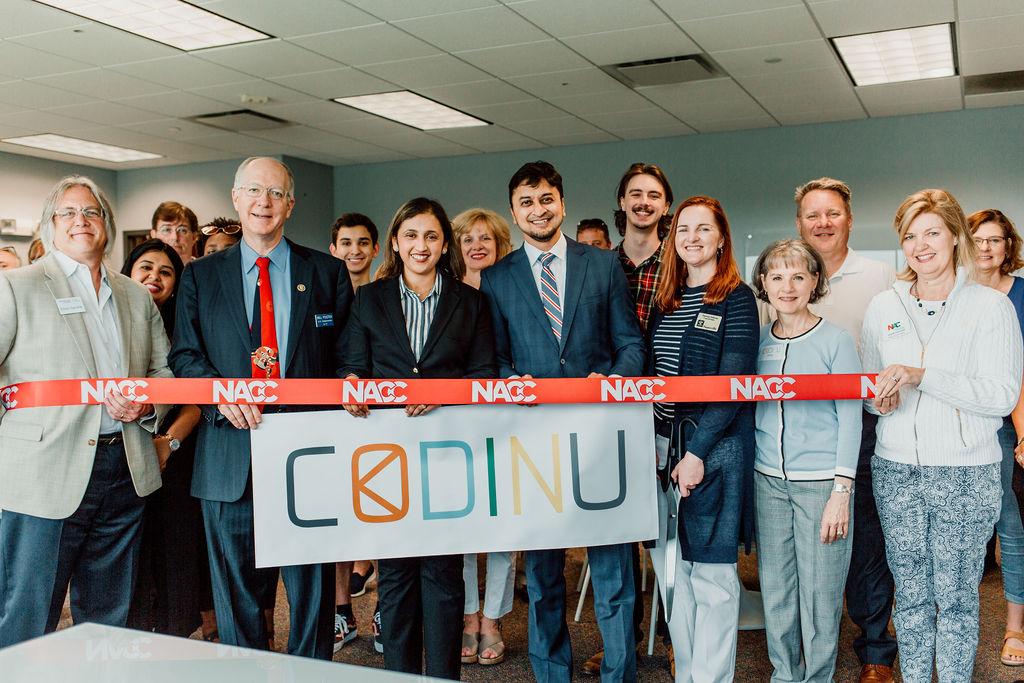 Codinu's First Anniversary Celebration and Ribbon Cutting