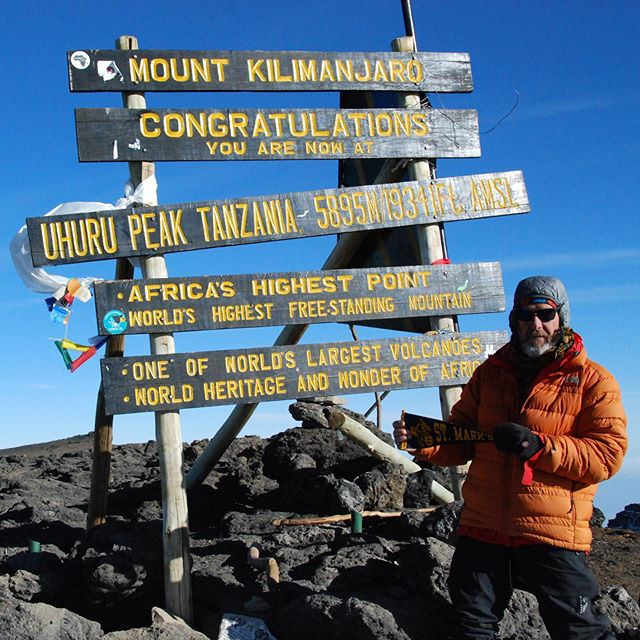 How does an earth science teacher learn more about the planet in his off time? Seventh grade instructor Zach Smith decided to summit Kilimanjaro, for a start. Read more about Smith's journey on page 20 of the next issue of the ReMarker. September 27, 2019.