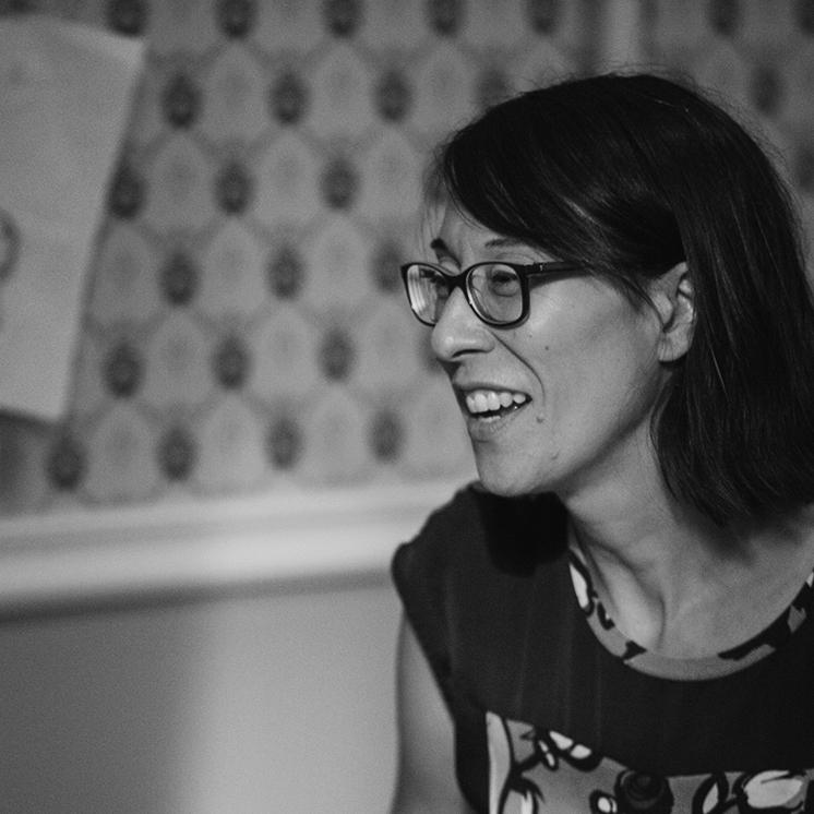 Sheryl Glubok - writer + director + producer