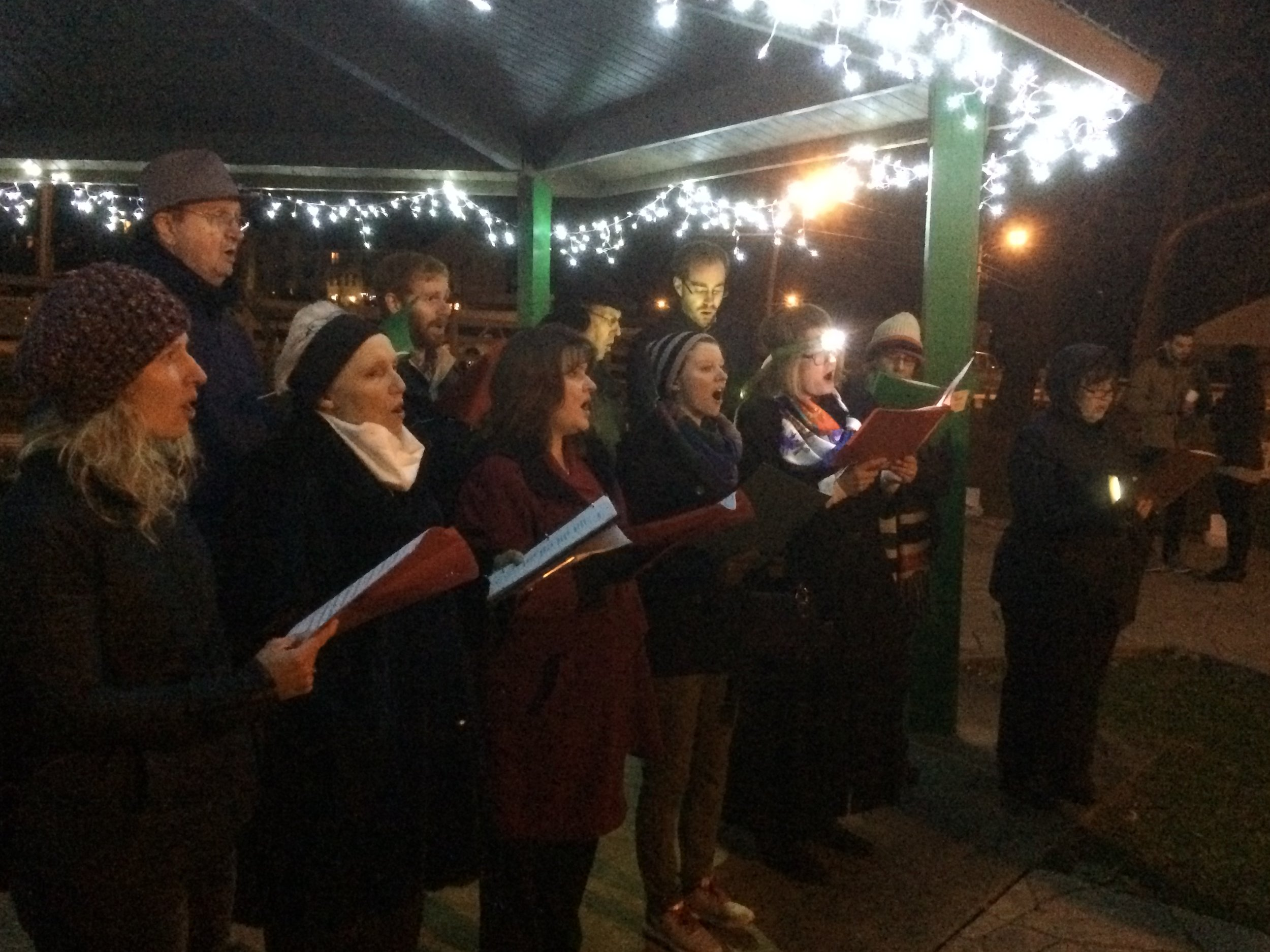 WGP Caroling at Xmas Stories in the Park 2017.JPG