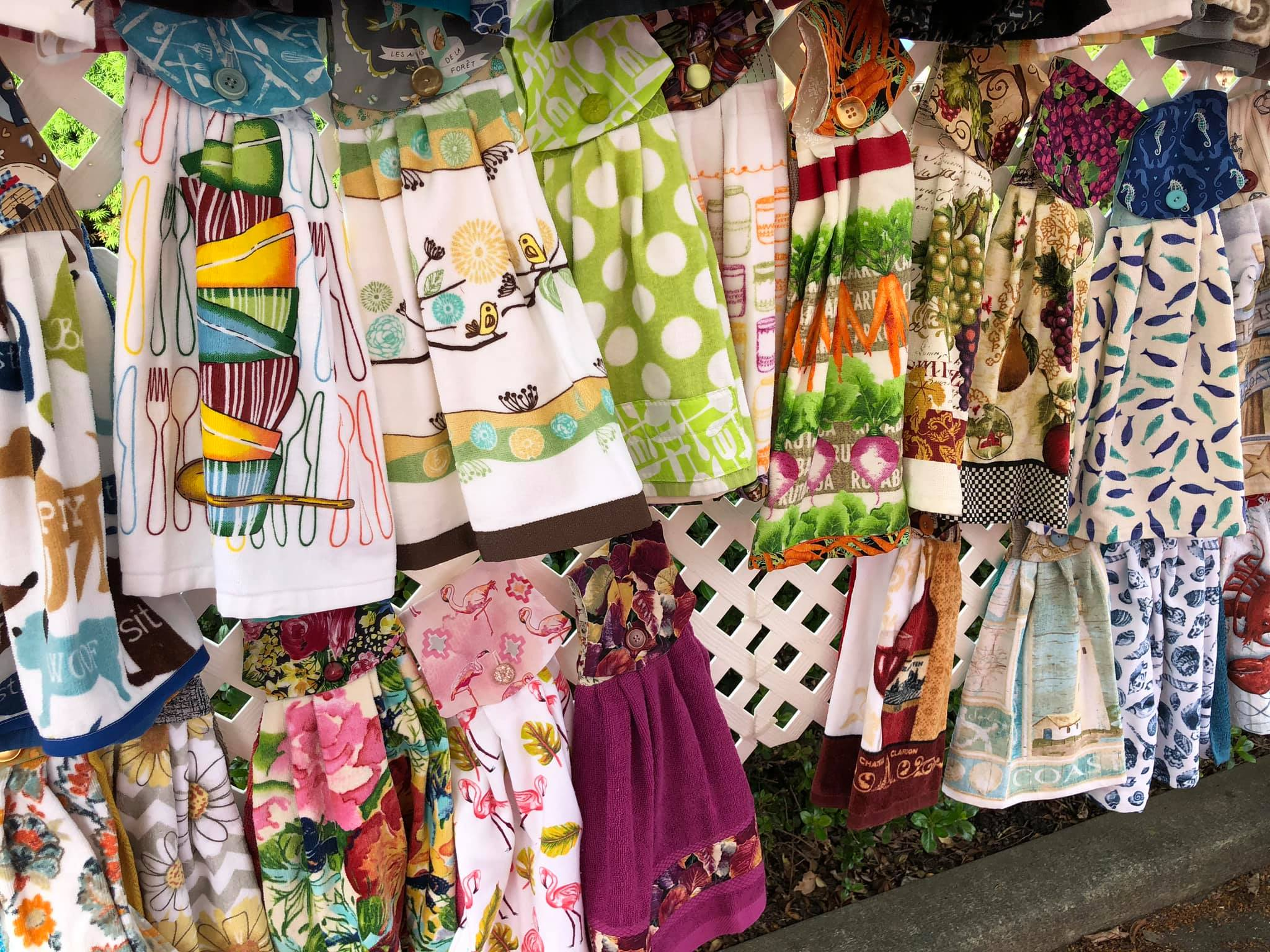 Fabric Designs by Louise