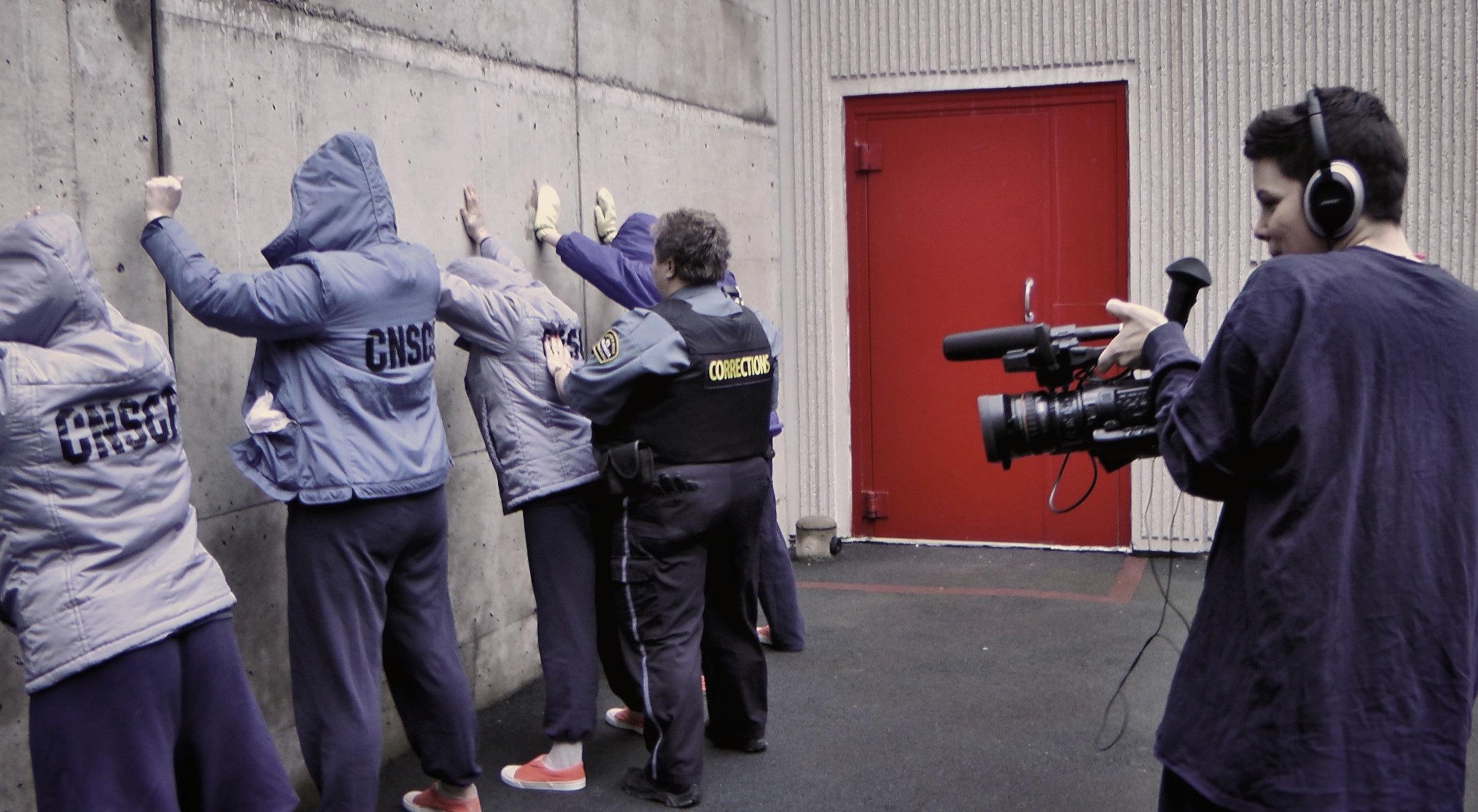 Treena filming.jpg