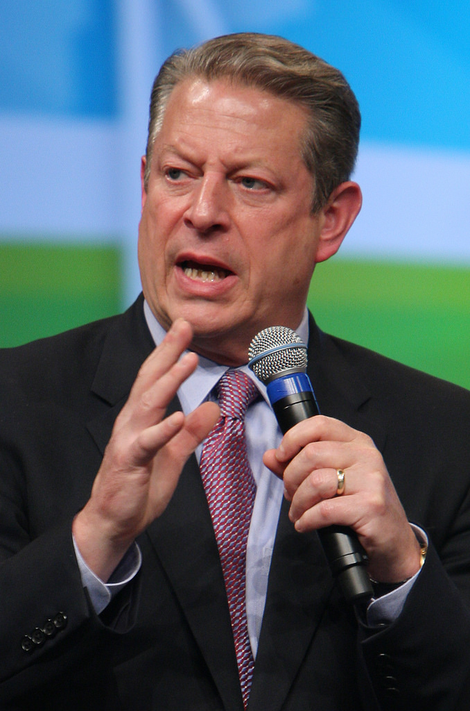 """I urge everyone, whether they are in the public or private sector, to join a team and compete in the SF Climate Challenge""  Al Gore, Former Vice President of the United States and Winner of the Nobel Peace Prize"