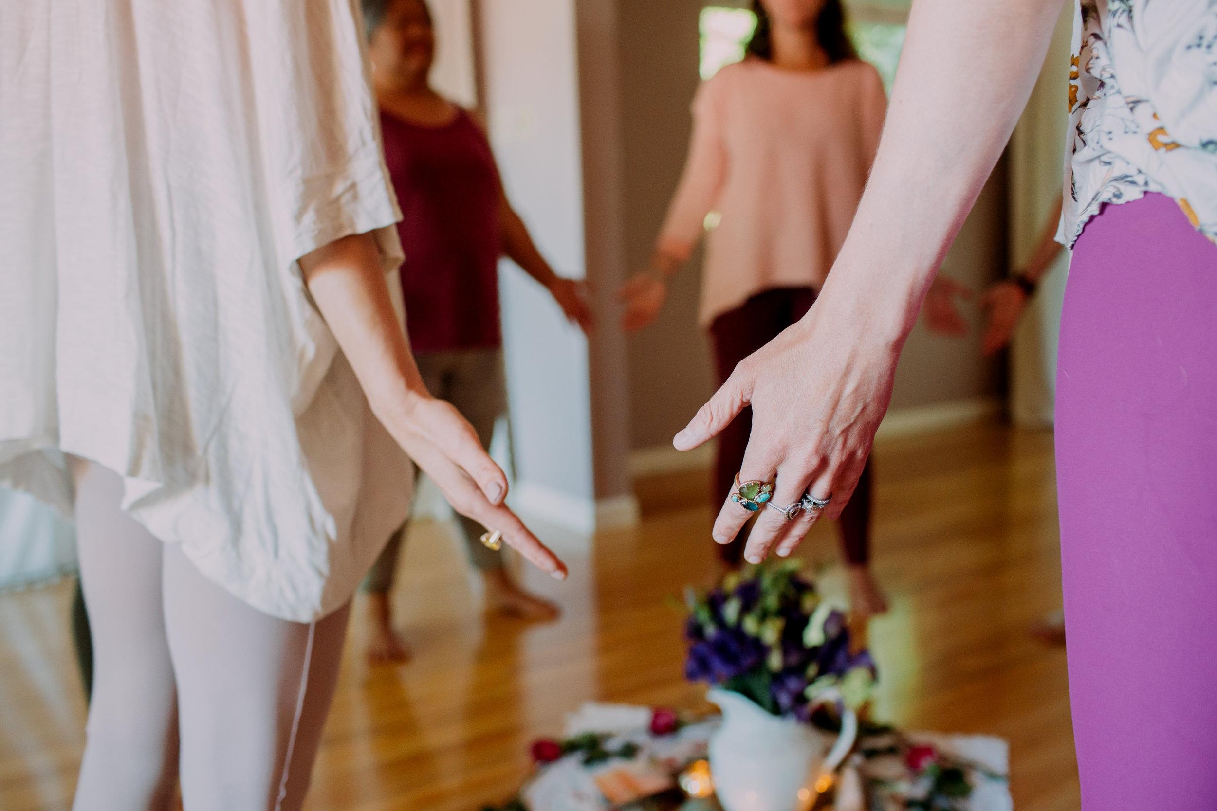 THE PRACTICE® - feminine yoga + sisterhood