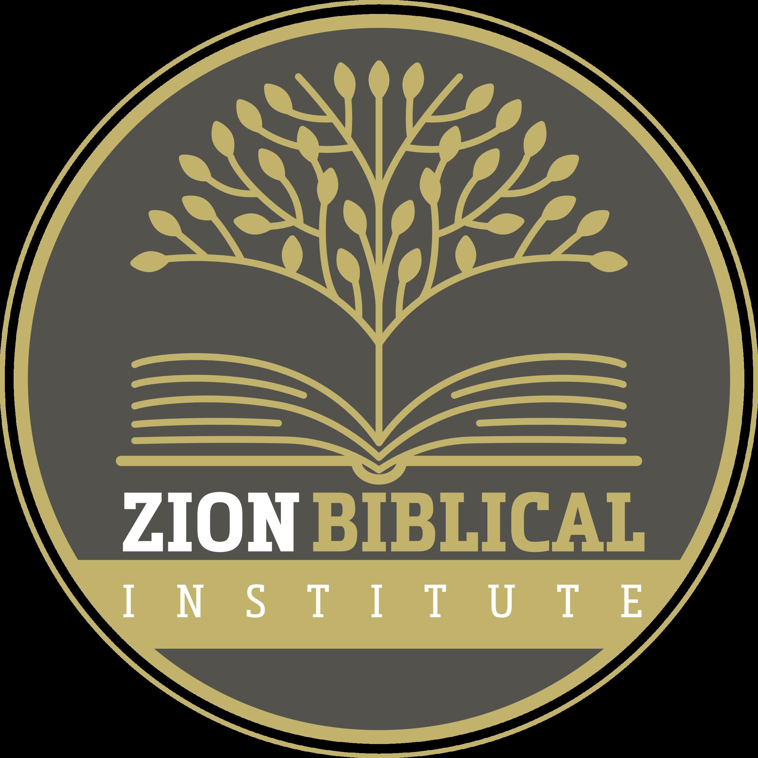 Zion Biblical Institute Logo ZBI.png